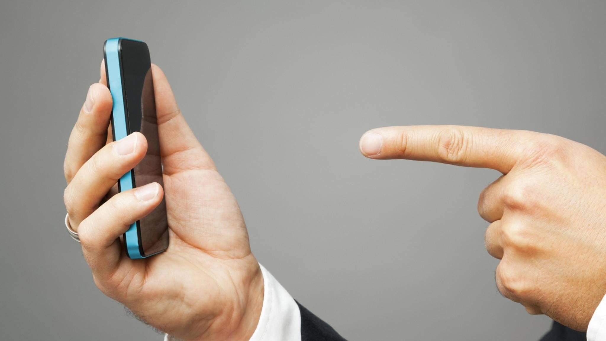 WhatsApp-Chats können in iOS ab sofort auch mit dem Fingerabdruck gesichert werden.