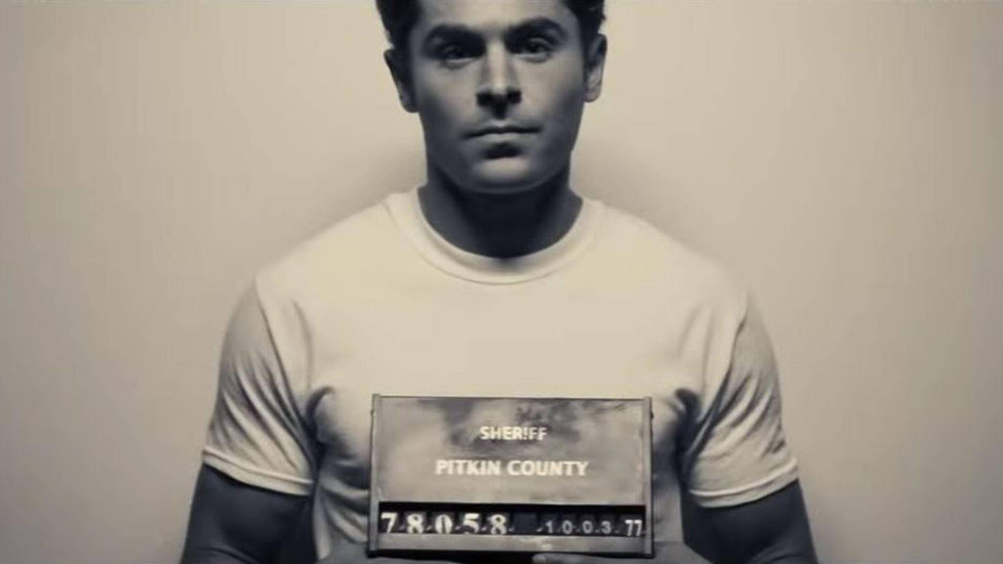 """Zac Efron wird in """"Extremely Wicked, Shockingly Evil and Vile"""" zum Killer."""