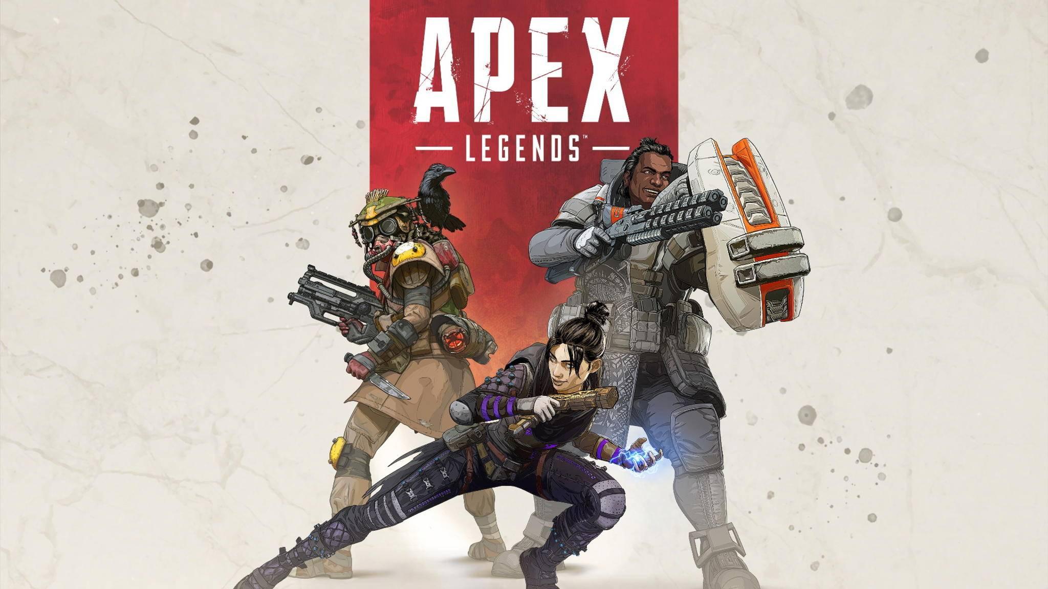 """Kannst Du """"Apex Legends"""" demnächst auch solo spielen?"""