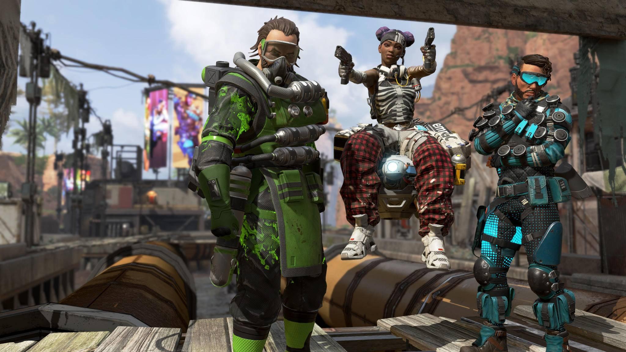 """""""Apex Legends"""": Rekordumsatz für VR-Spiel, weil es so ähnlich heißt"""