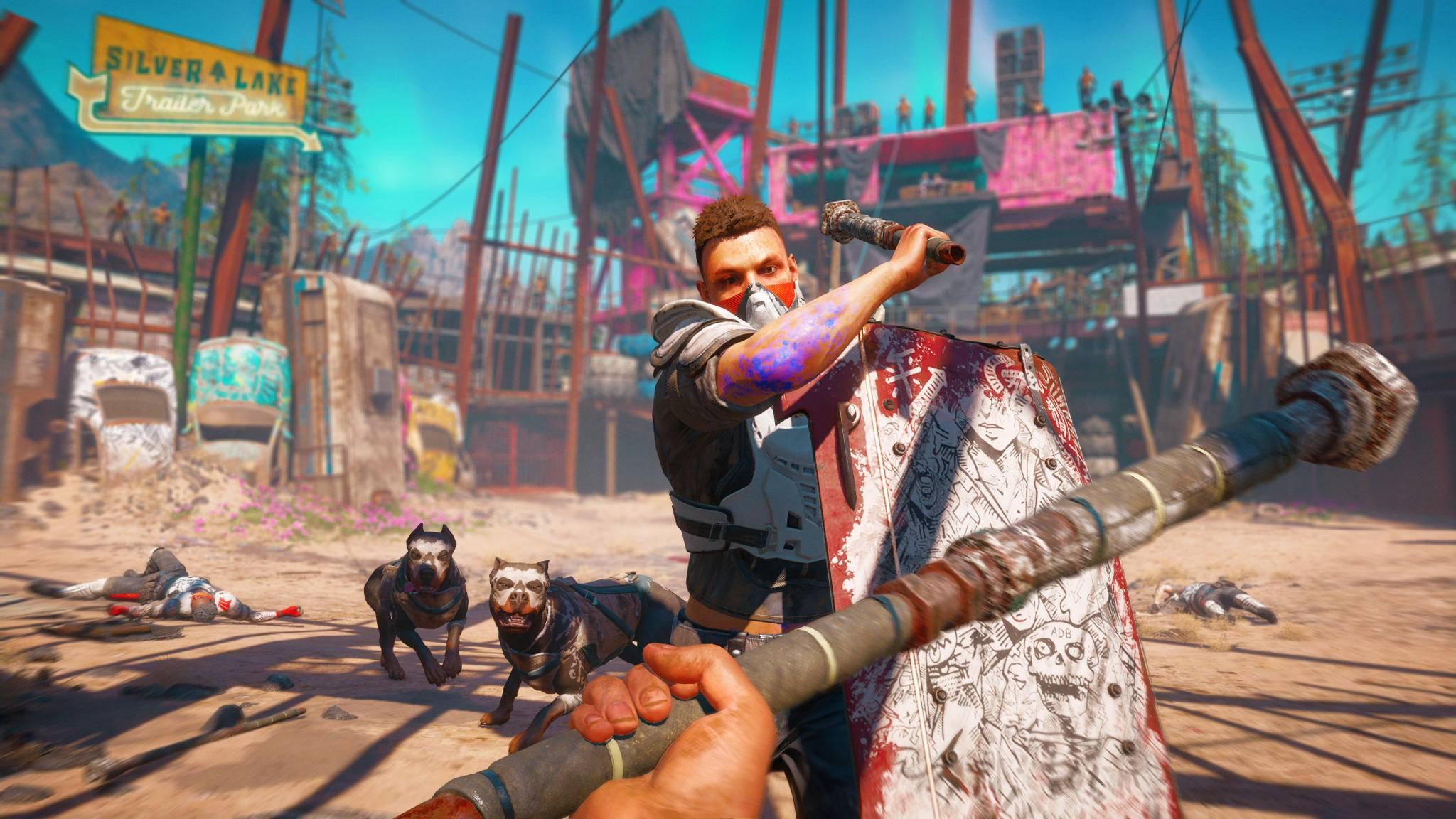 """""""Far Cry New Dawn"""" ist bunt und voller Anspielungen."""