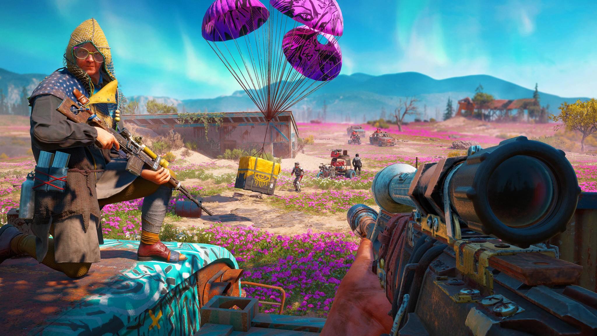 """""""Far Cry New Dawn"""" ist bunt und chaotisch – aber ist es auch gut?"""