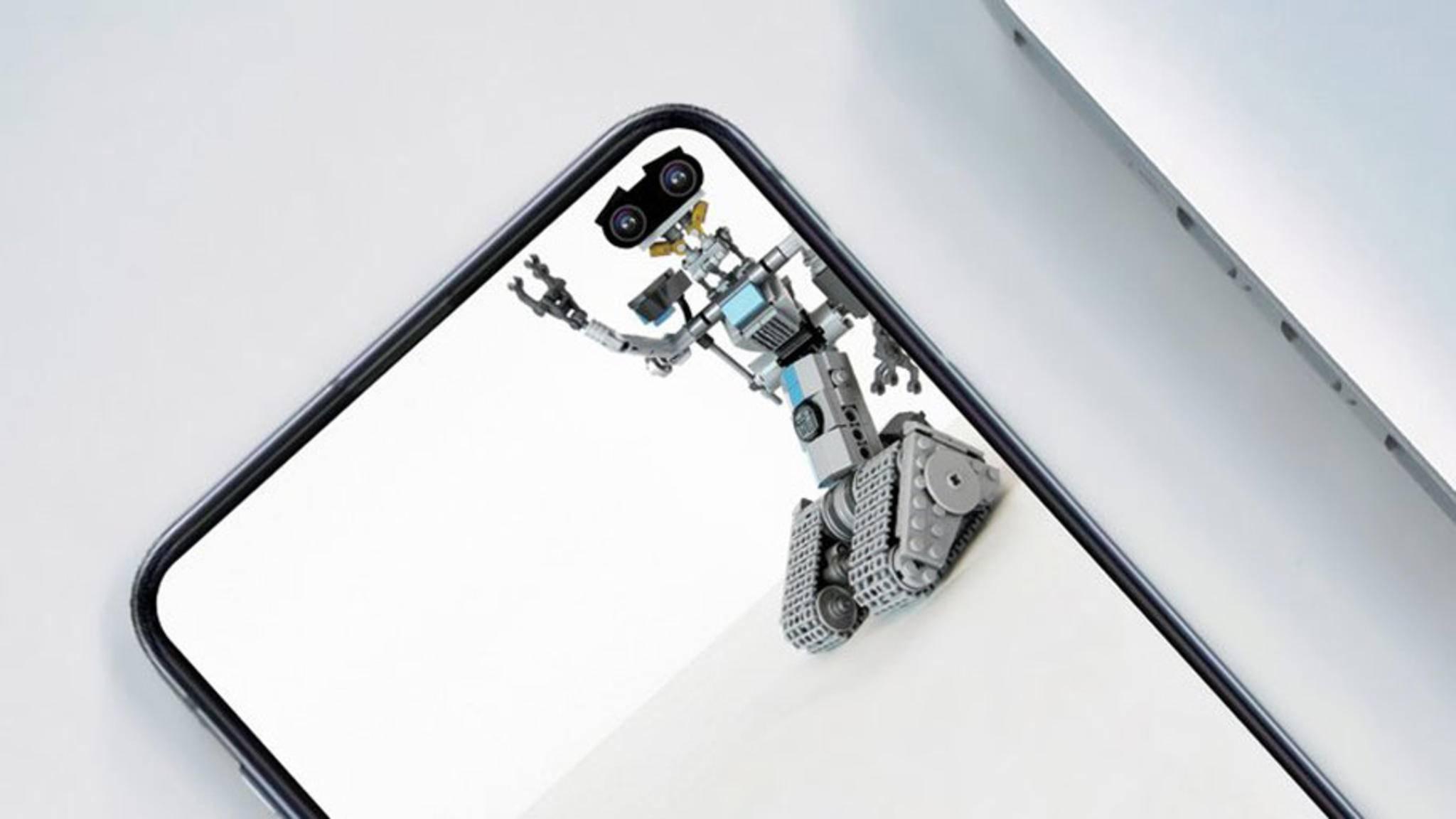 Galaxy S10 Die 9 Witzigsten Wallpaper Fur Die Punch Hole Cam