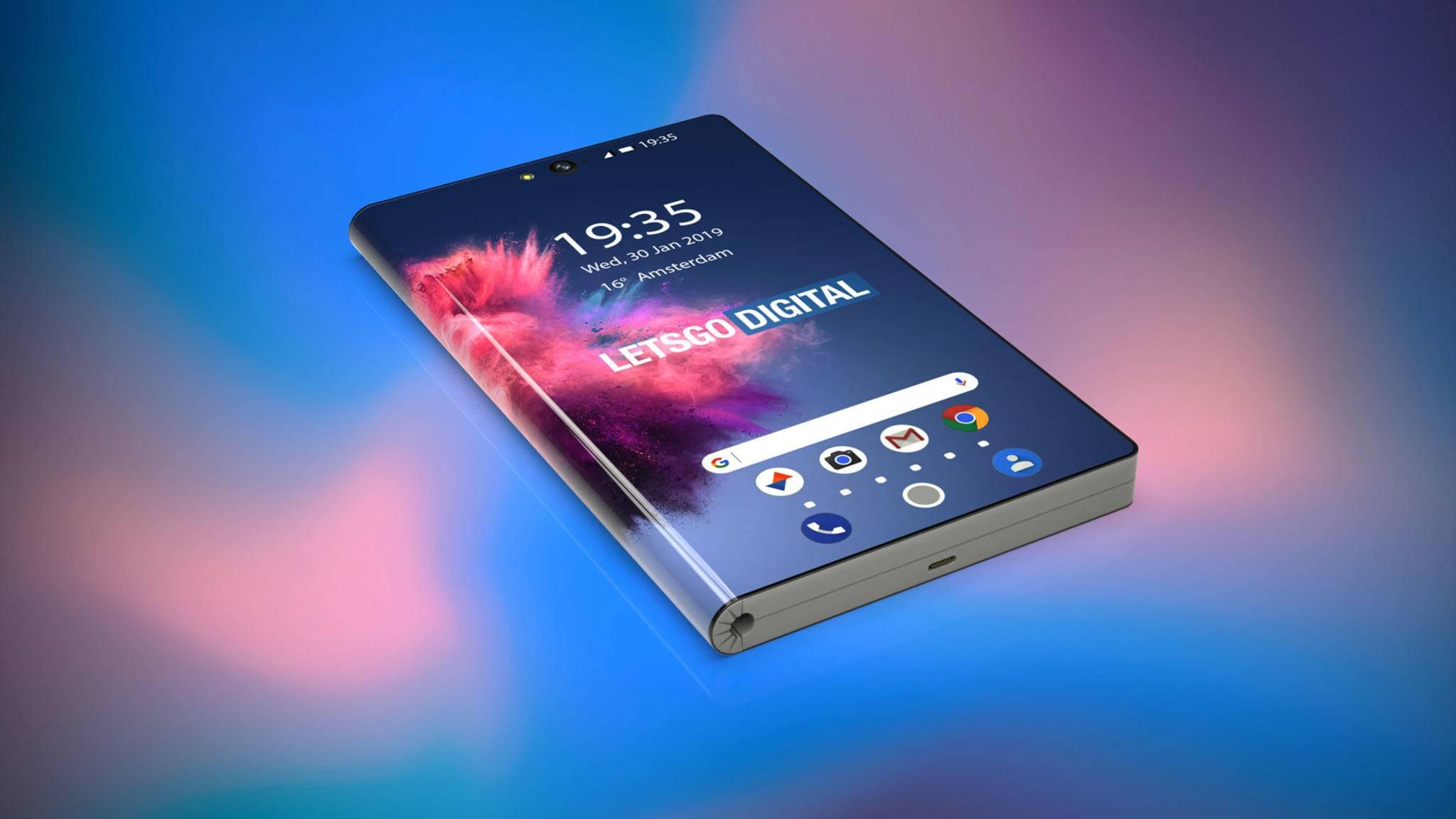 Was Samsung kann, kann Huawei schon lange: Eine Werbung verrät, dass es bis zum Release des faltbaren Mate X nicht mehr lange dauern könnte.