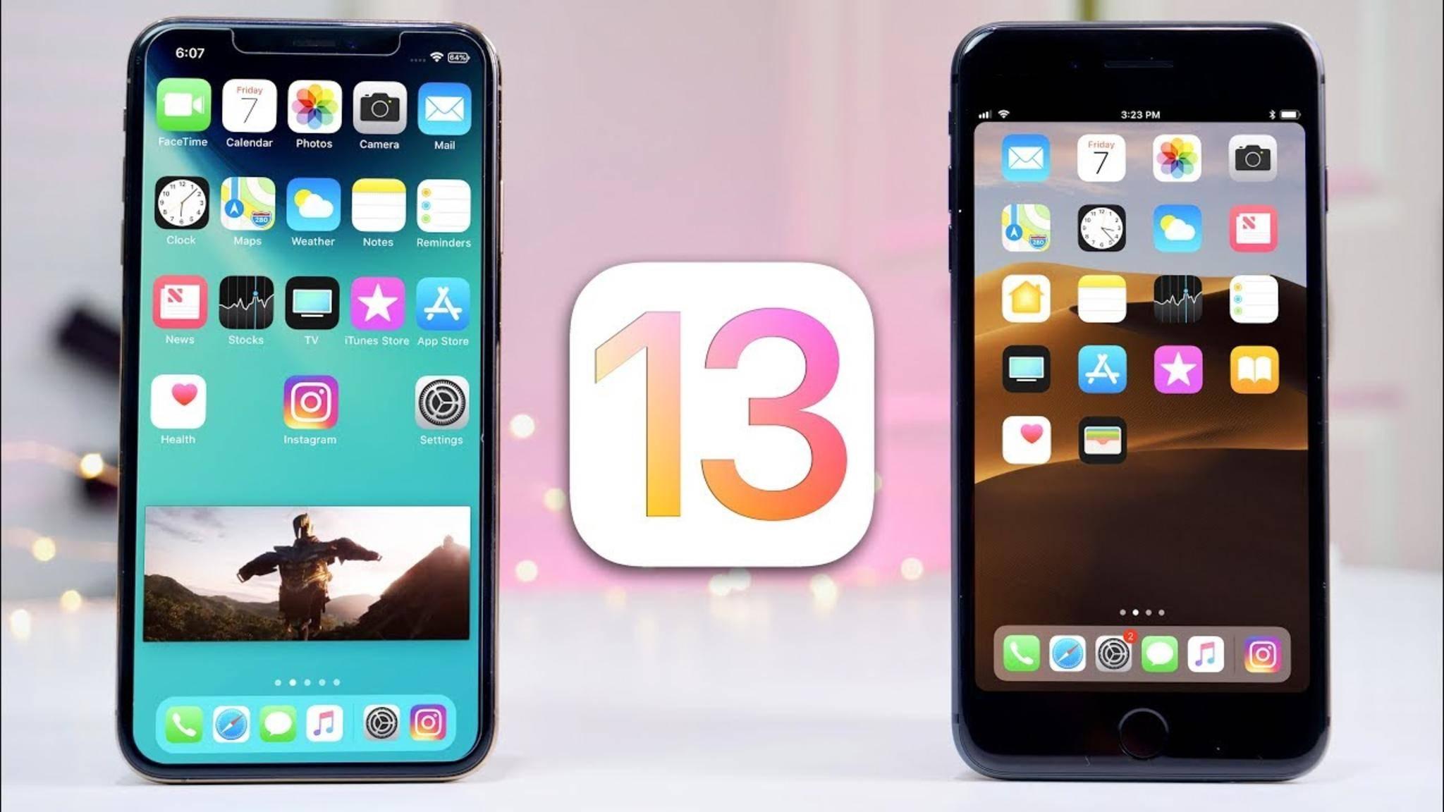 iOS 13 wird vermutlich im Sommer auf der WWDC 2019 vorgestellt.