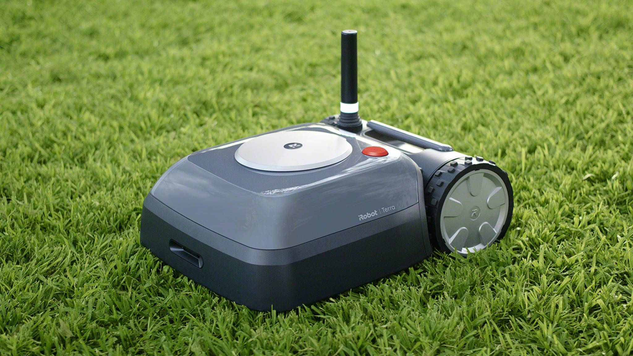 Mähroboter Terra punktet mit Smart-Mapping-Technologie – ganz wie sein großer Bruder, Staubsaugerroboter Roomba.