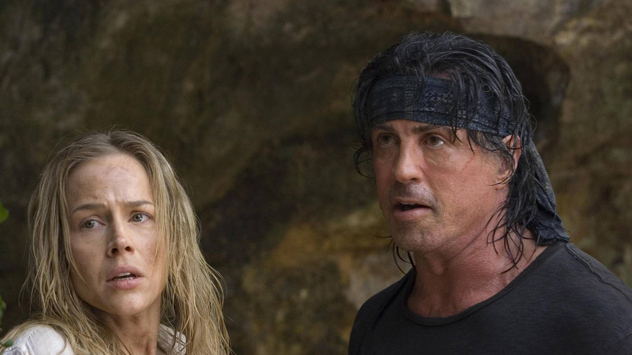 """Genau wie in """"John Rambo"""" (Bild) wird Sylvester Stallone auch in """"Rambo 5"""" zum Beschützer."""