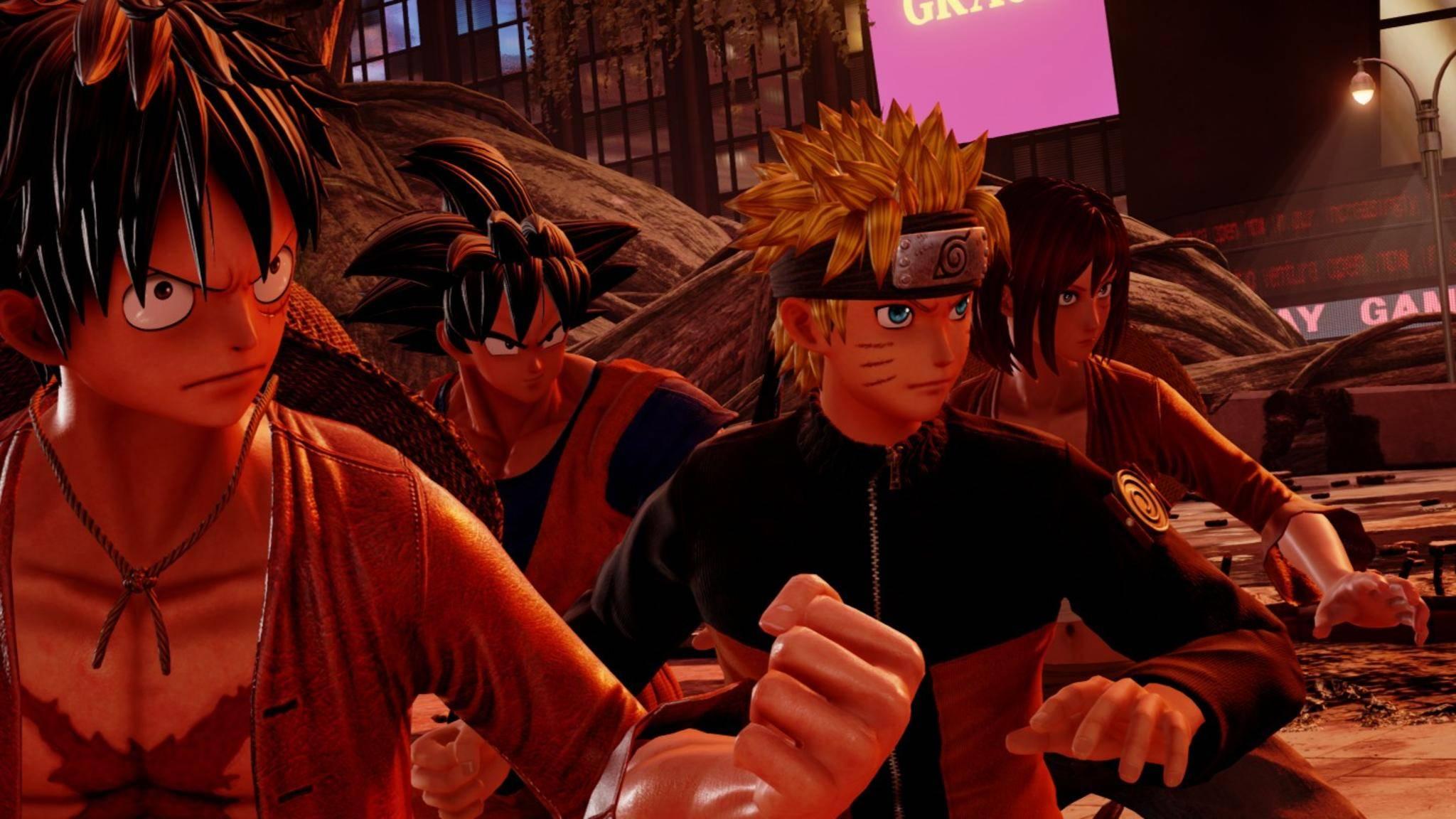"""""""Jump Force"""": Wie kannst Du alle Charaktere auf einen Schlag freischalten?"""