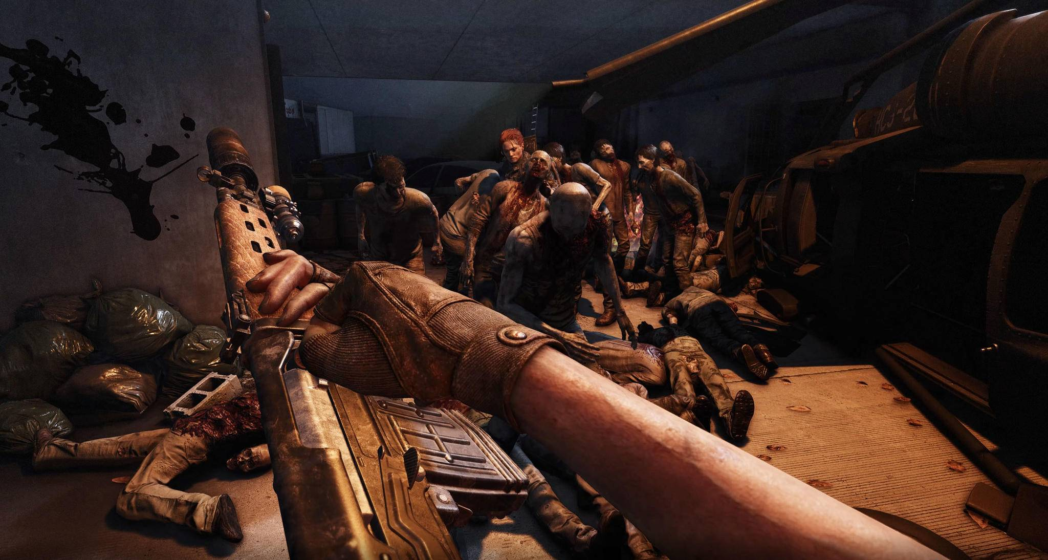 """Bisher gibt es """"Overkill's The Walking Dead"""" nur für PC. Ob der Ego-Shooter auch noch für PS4 erscheint, erfährst Du hier."""