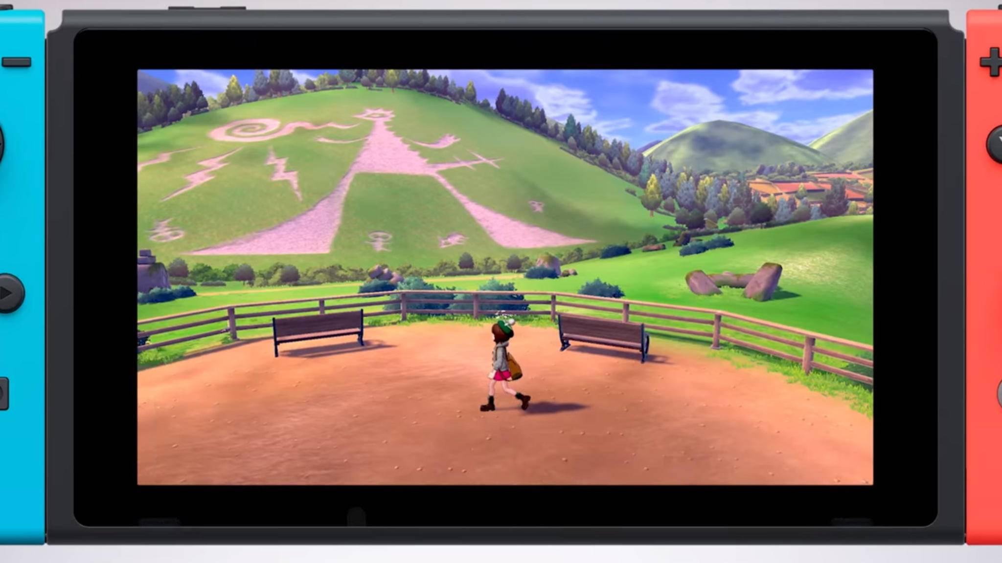 """""""Pokémon Schwert & Schild"""" bringt natürlich auch wieder mächtige neue Legendäre Monster mit."""