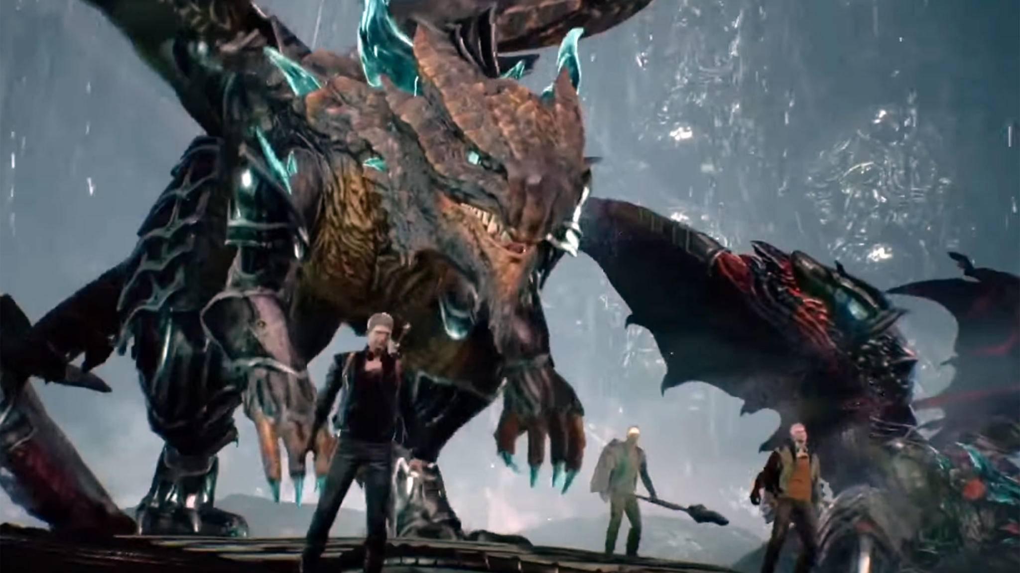 Scalebound mit Switch-Release? Kommt das Action-RPG doch noch?