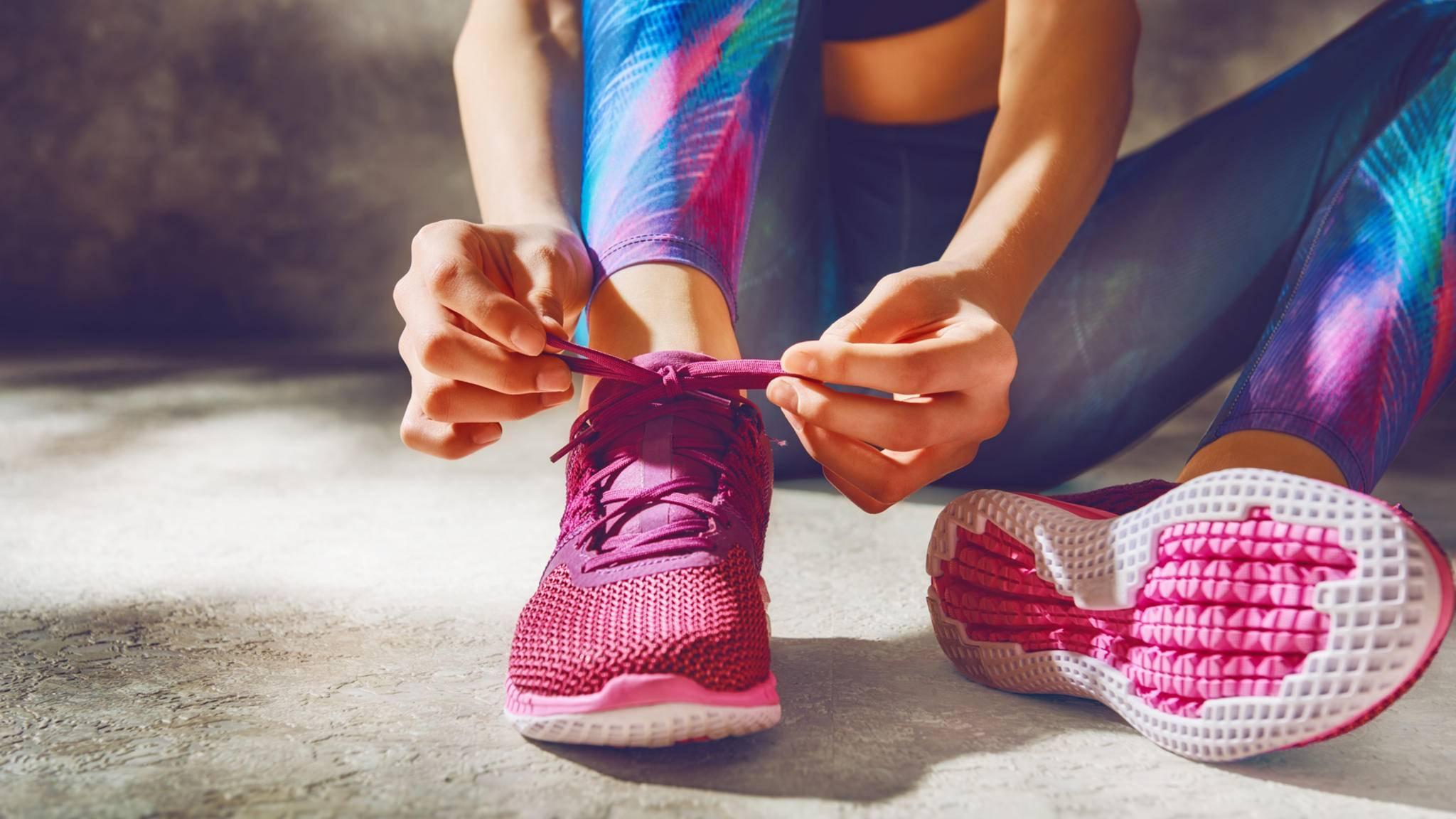 Smart Schuhe könnten erkennen, ob Du zugenommen hast.