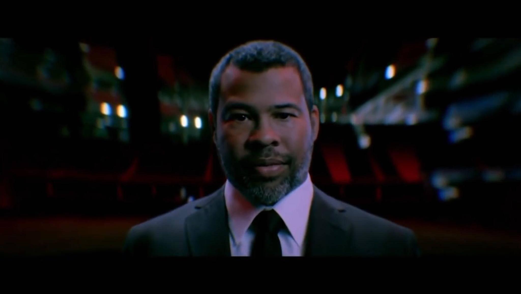 """Jordan Peele persönlich begrüßt uns in jeder Episode von """"The Twilight Zone""""."""