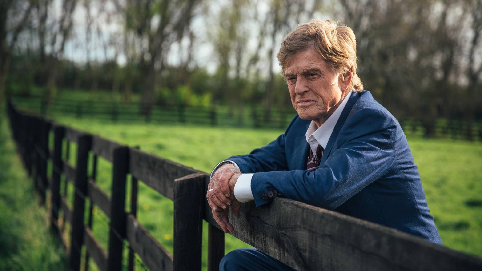 """Robert Redford wird Teil der """"Watchmen""""-Serie von HBO."""