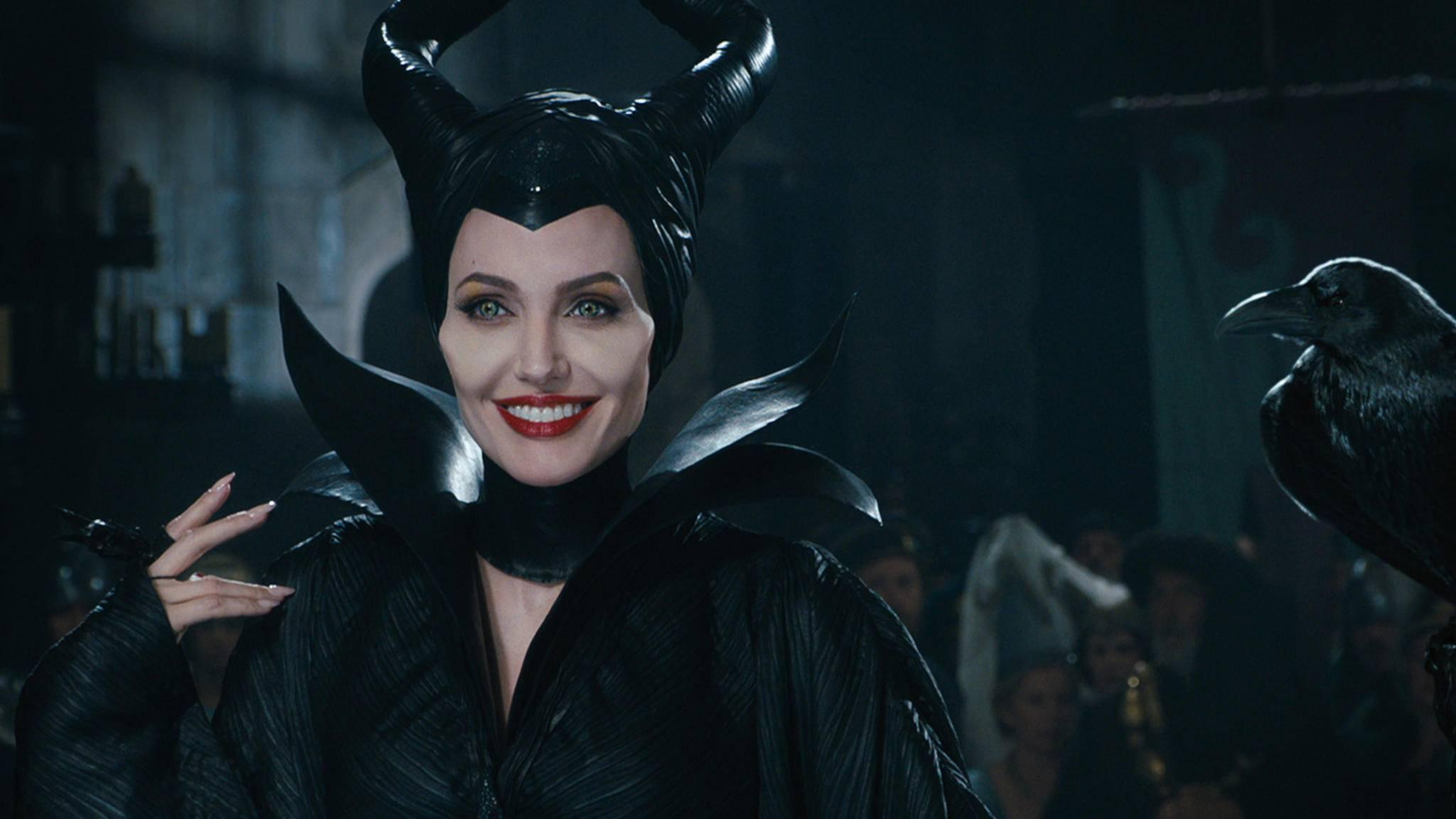 Von der bösen Fee Maleficent zum Marvel-Charakter? Ein Wandel, der Angelina Jolie bevorstehen könnte ...