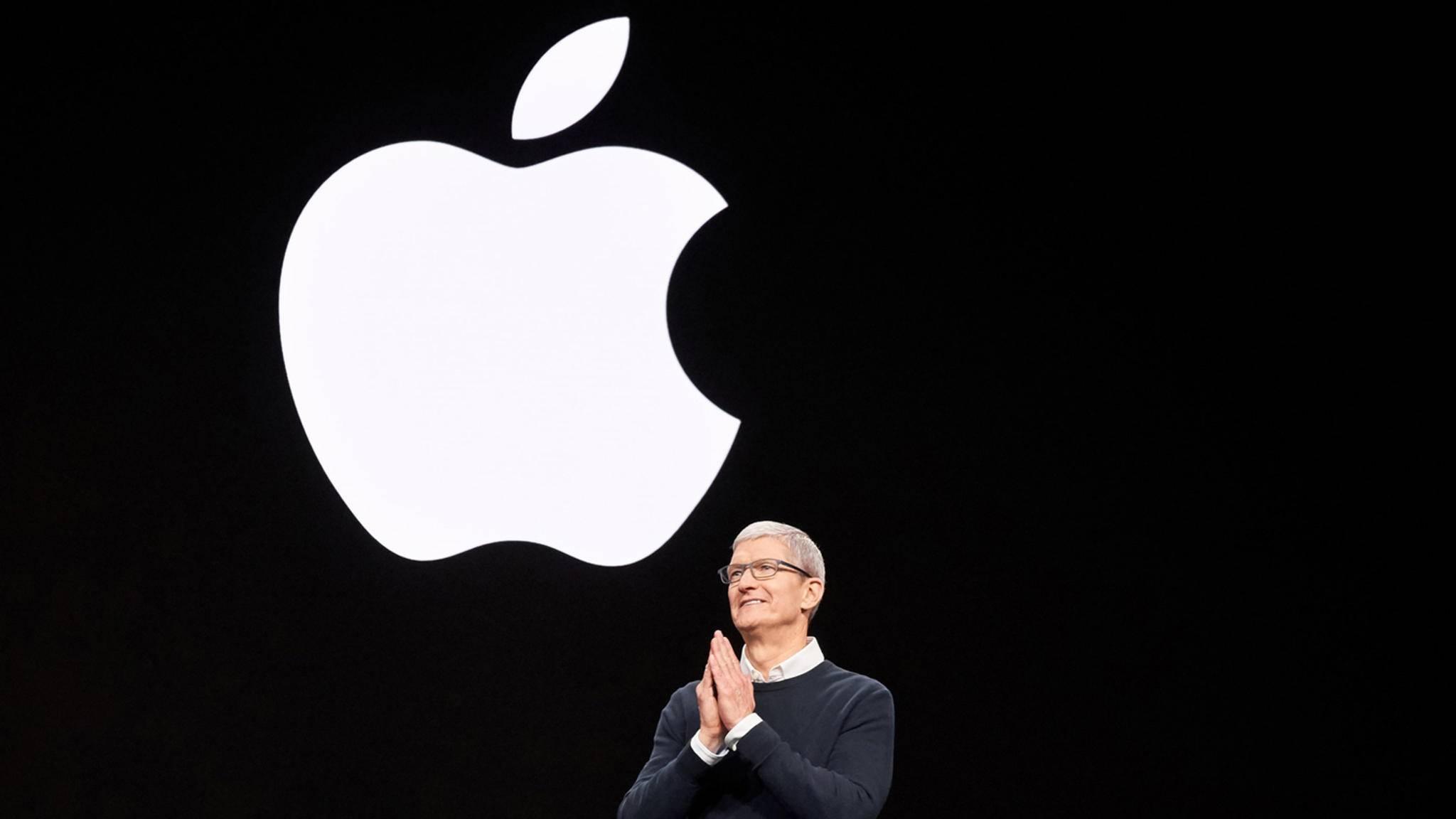 Tim Cook vermeldet, dass sich auch Apple am Wiederaufbau von Notre-Dame beteiligen werde.