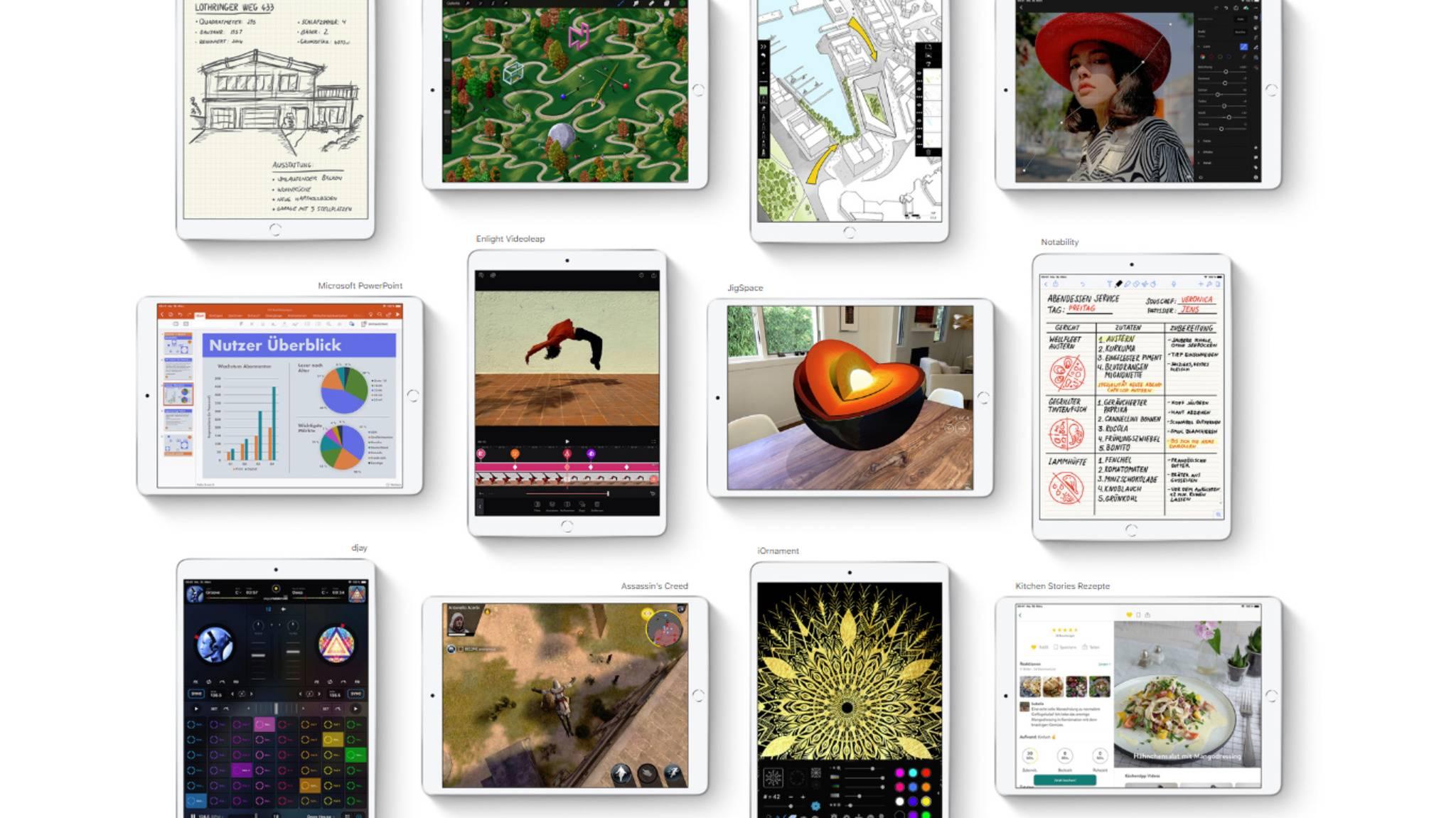 Mit dem iPad Air 3 ist Apples Tablet-Angebot über ein gesundes Maß hinaus gewachsen.