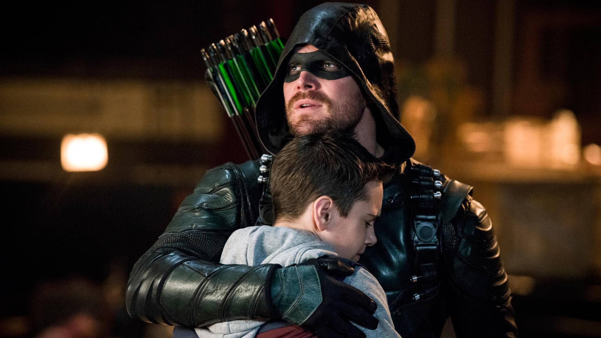 """Einen kleinen Trost gibt es für """"Arrow""""-Fans noch ..."""