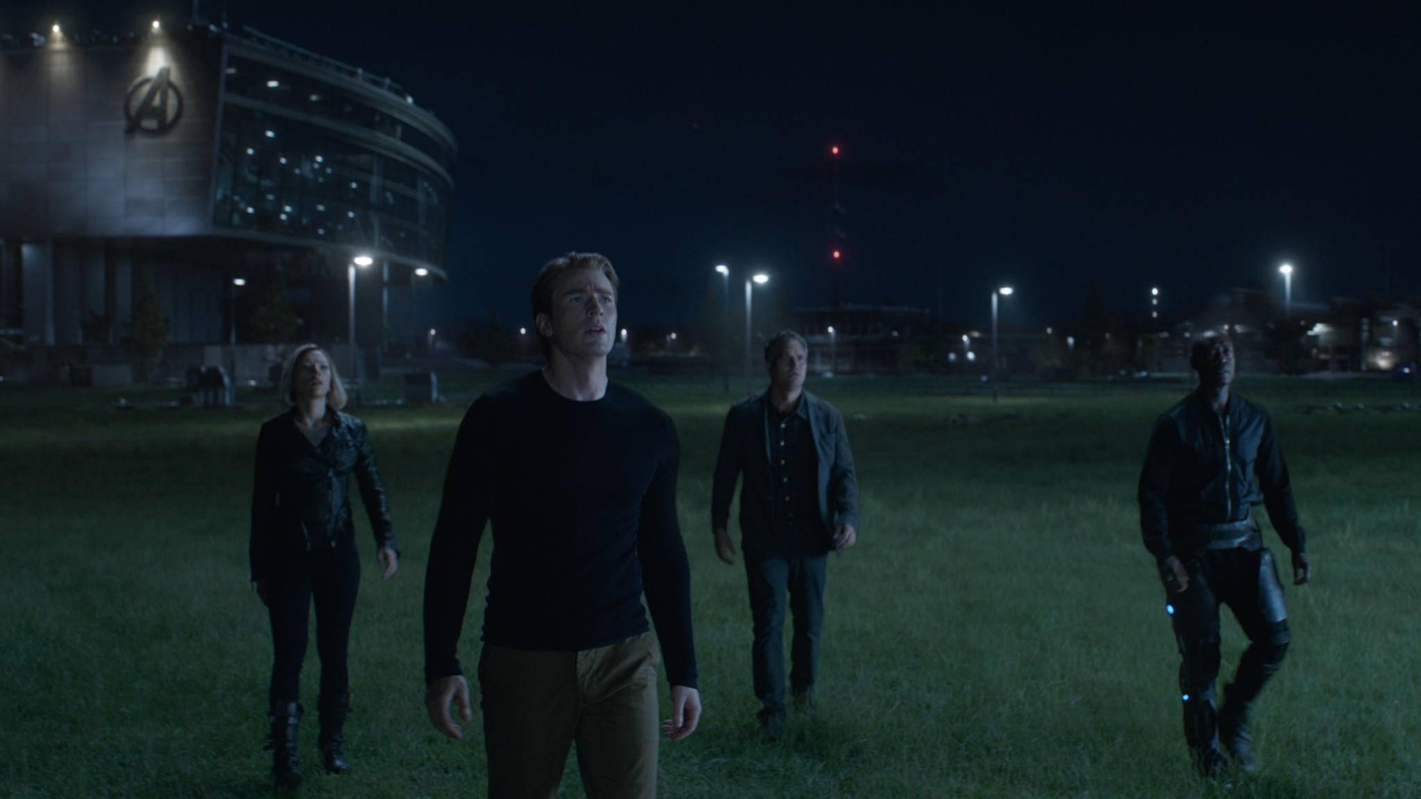Blicken die Avengers einem neuen Kino-Rekord entgegen?