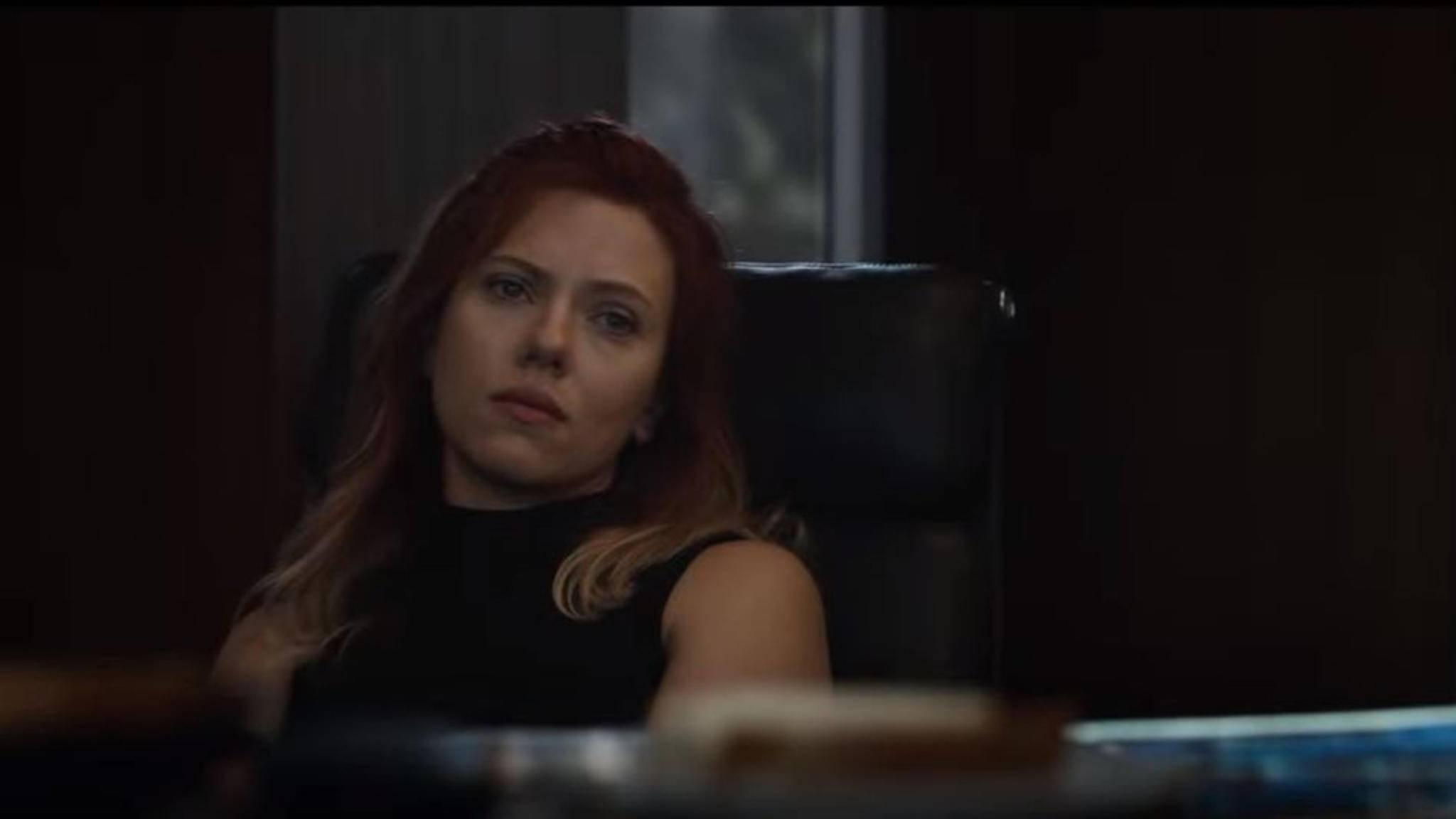 """""""Black Widow""""-Hauptdarstellerin Scarlett Johansson wurde zuletzt am Set in Budapest gesichtet."""