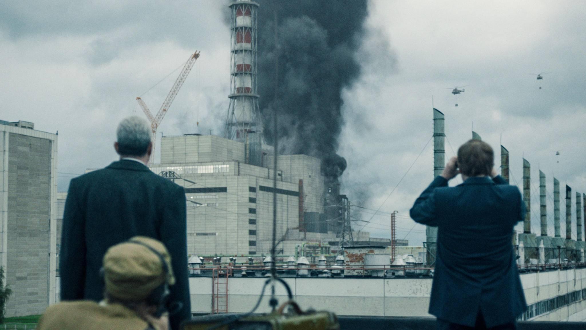 Im Mai werden uns auf Sky unter anderem die katastrophalen Ausmaße durch Tschernobyl vor Augen geführt.