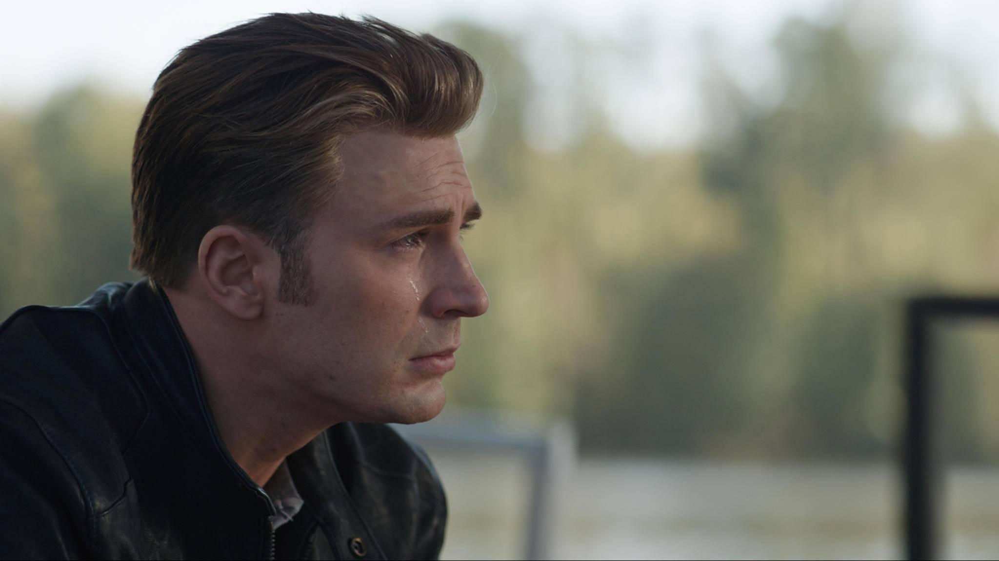 """Das tut weh: """"Aladdin"""" nimmt den Rächern um Captain America (Chris Evans) einen Rekord weg."""