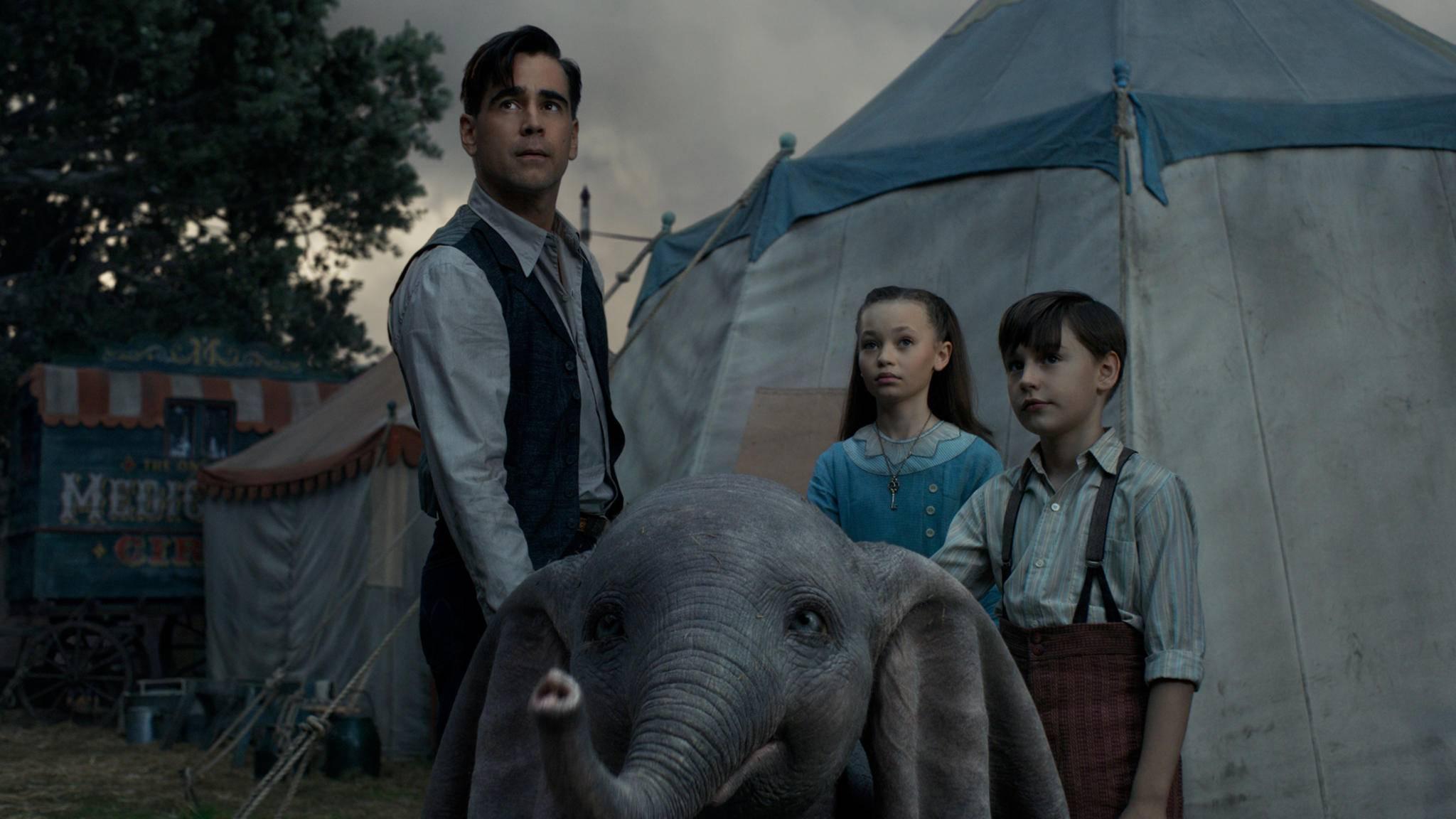 """Dumbo"" muss sich den Kritikern stellen."