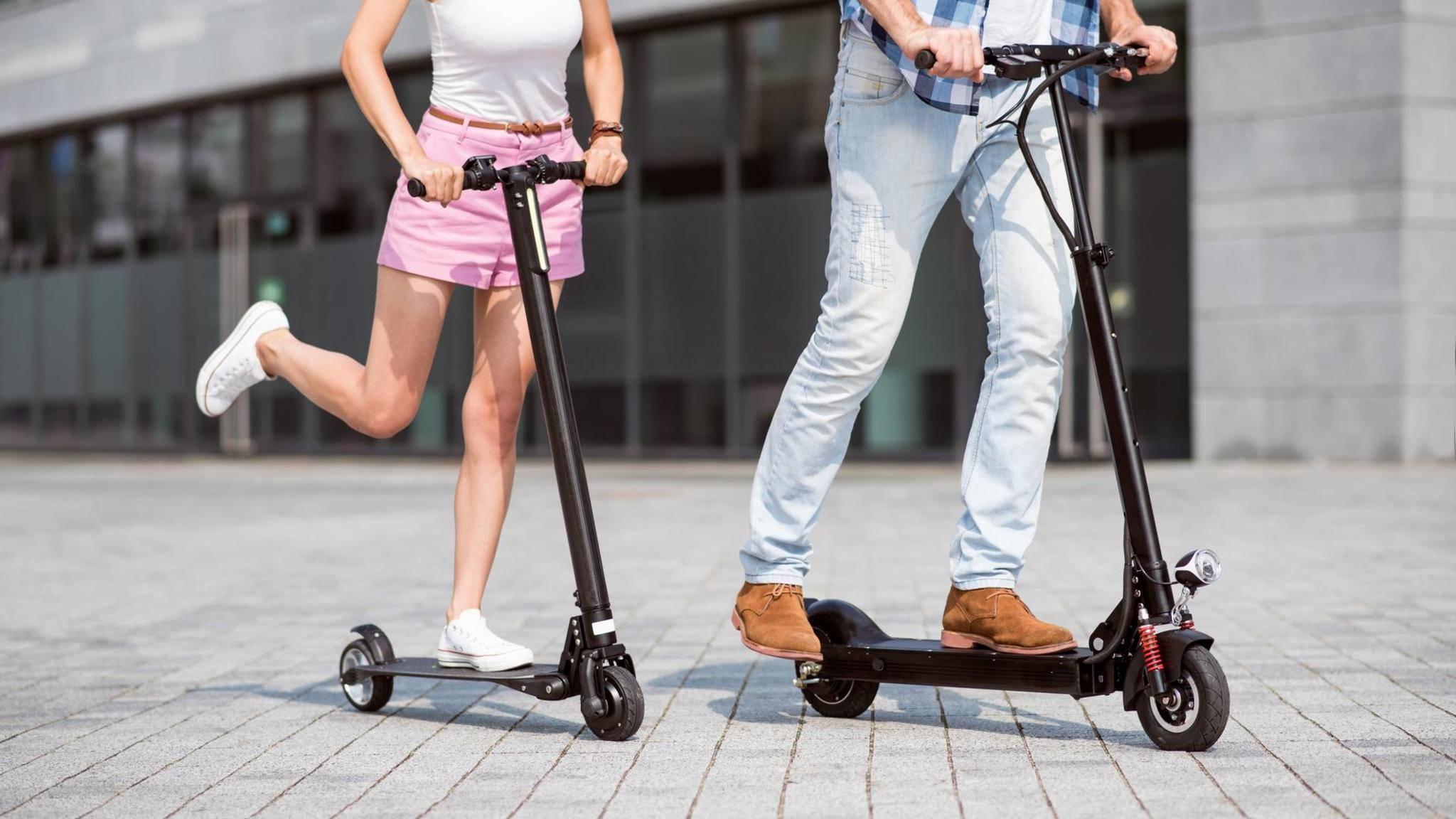Die Verordnung für E-Scooter soll Rechtssicherheit schaffen.