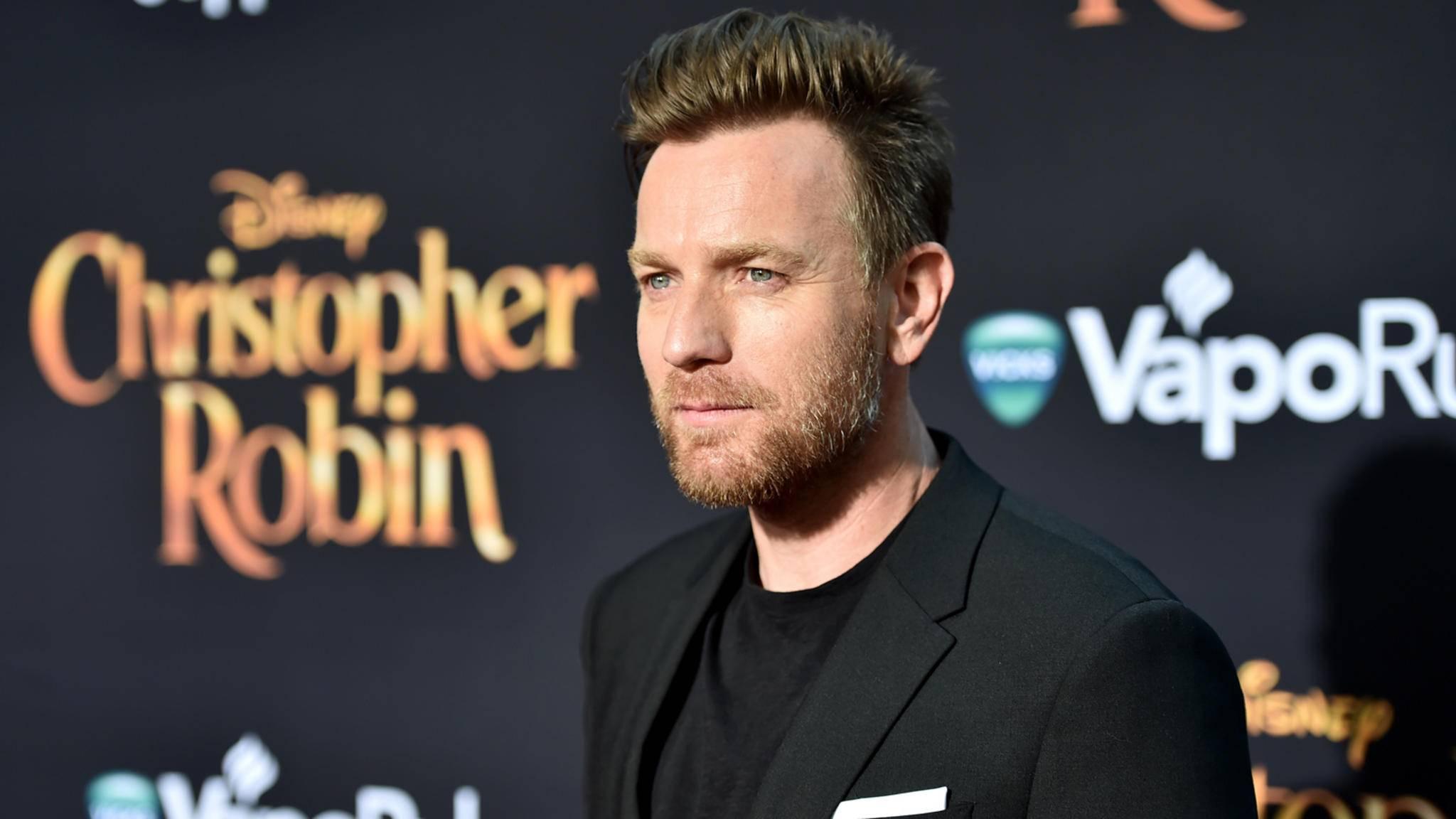 Ewan McGregor hat seine Vielseitigkeit schon in zahlreichen Filmen und Fernsehserien unter Beweis gestellt.