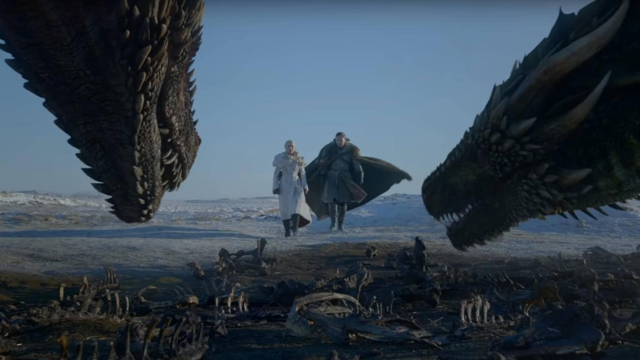Ein neues Poster zu Staffel 8 macht den Eisernen Thron lebendig.