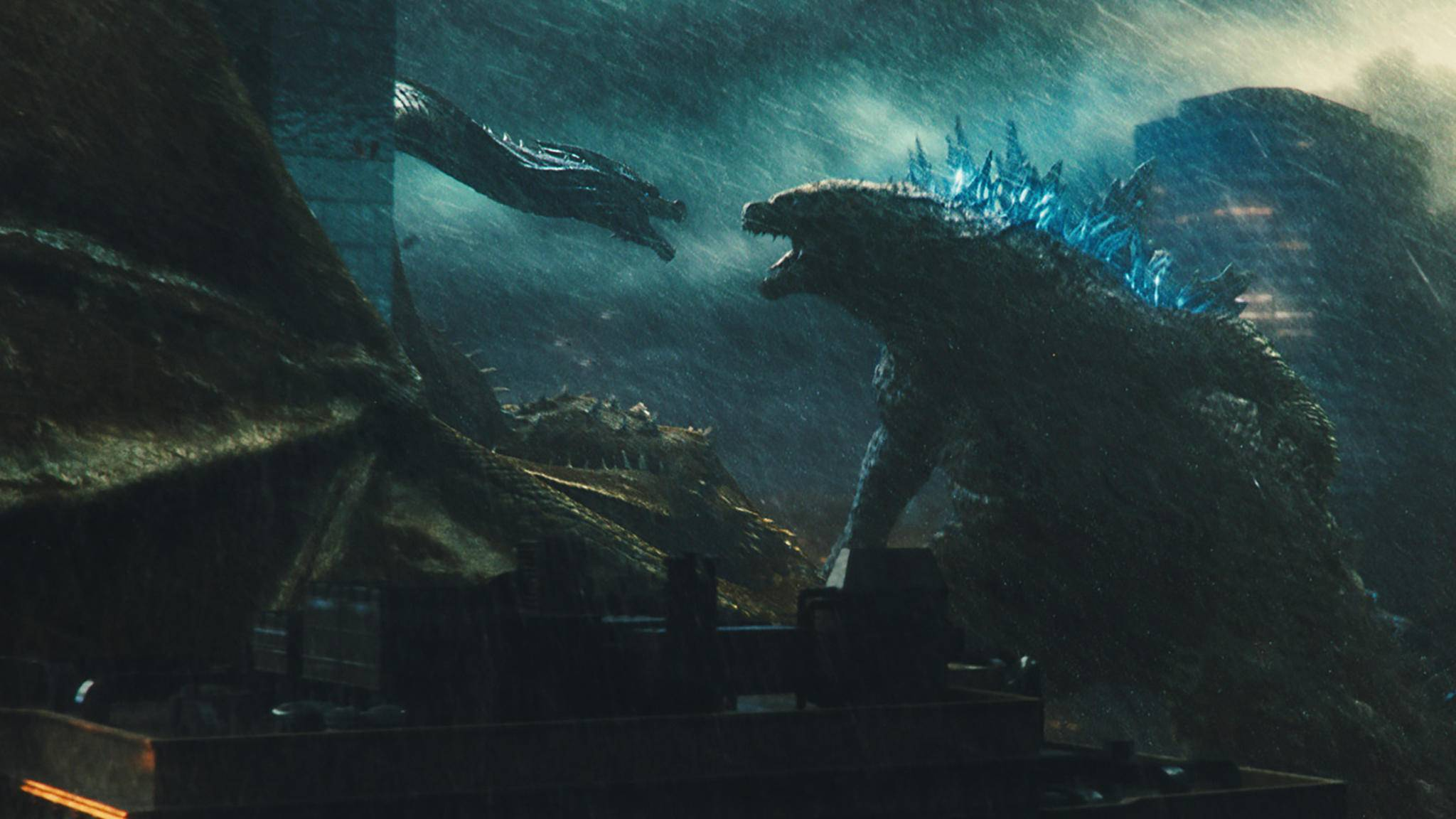"""Wer hat schon wieder das Terrarium offen gelassen? Jetzt geht's in """"Godzilla 2: King of the Monsters"""" rund!"""