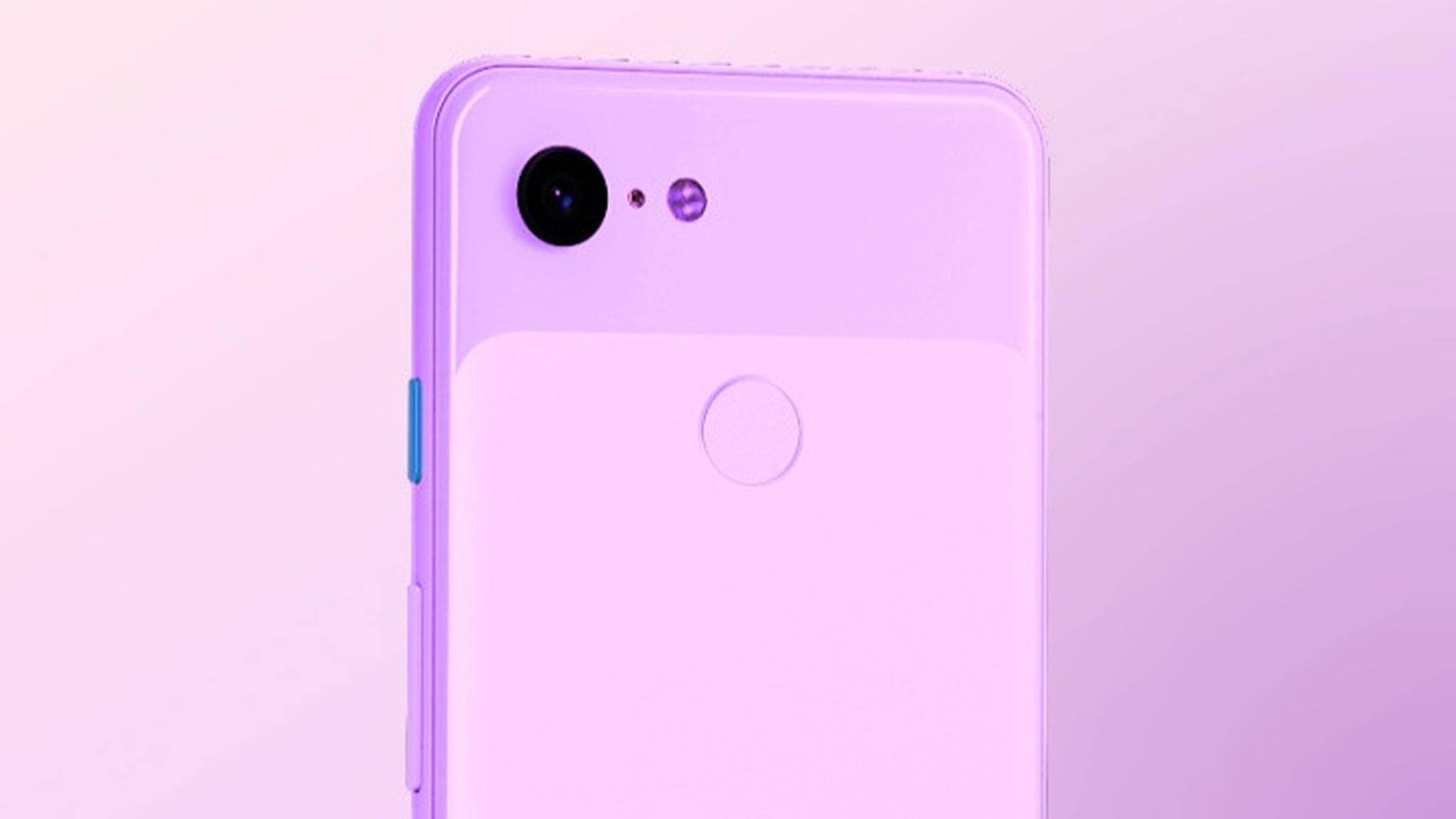 Das Google Pixel 3a soll in einer neuen Farbe erscheinen.