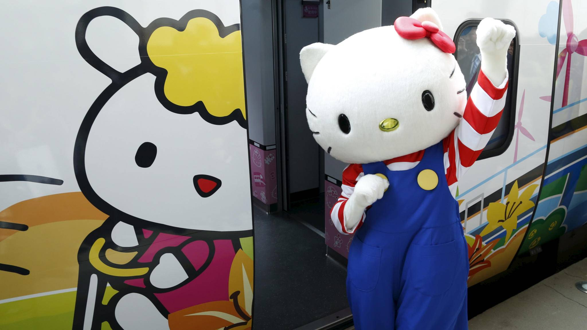 Hello Kitty hat sich auf den Weg gemacht, um die große Hollywood-Leinwand zu erobern.