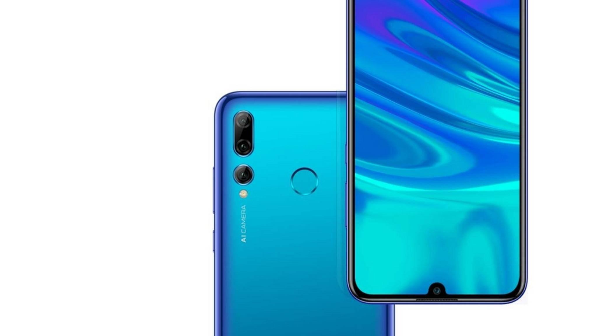 So sieht das Huawei P Smart+ (2019) aus.
