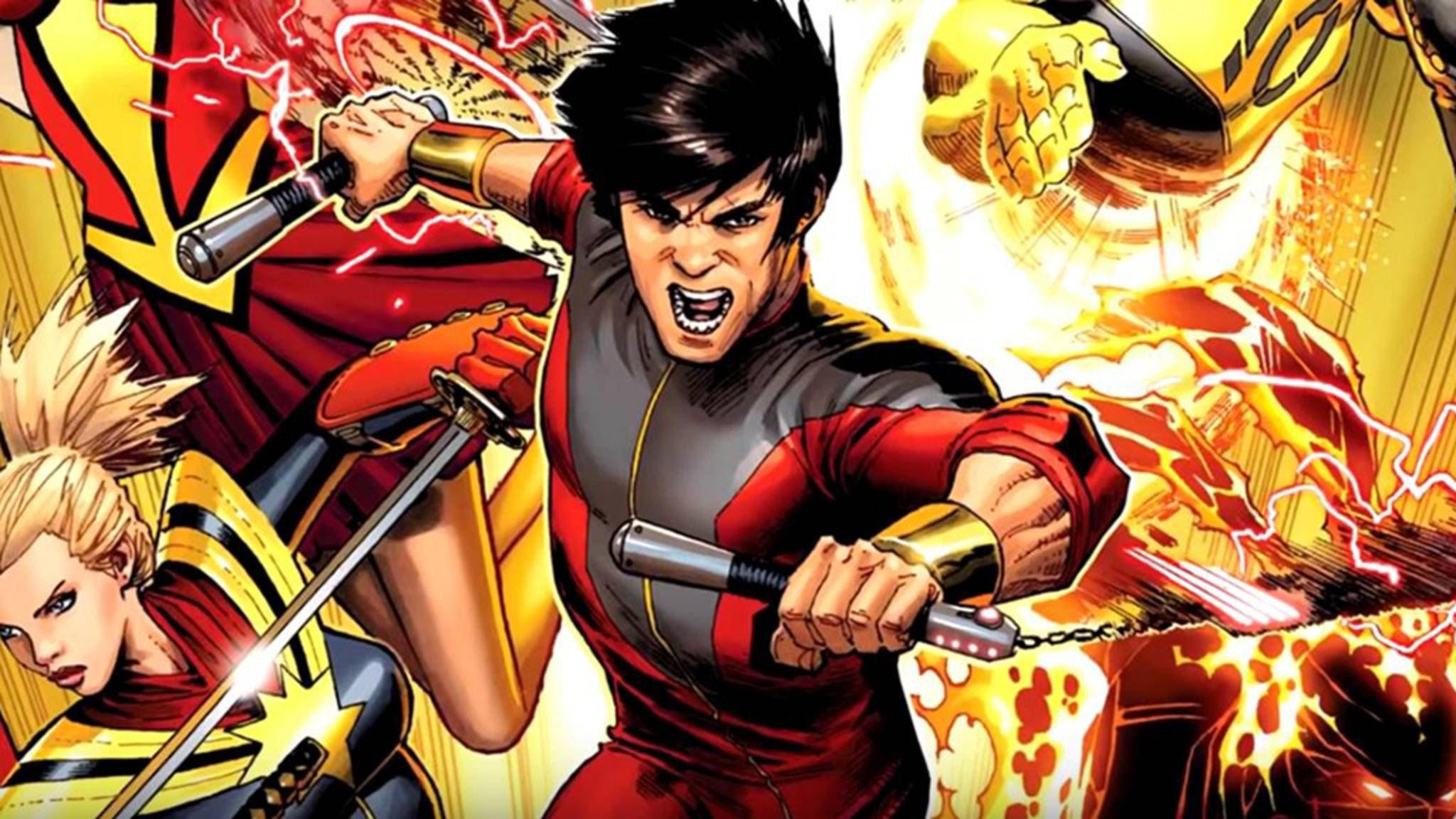 Marvels Martial-Arts-Superheld Shang-Chi erobert bald die Leinwand.
