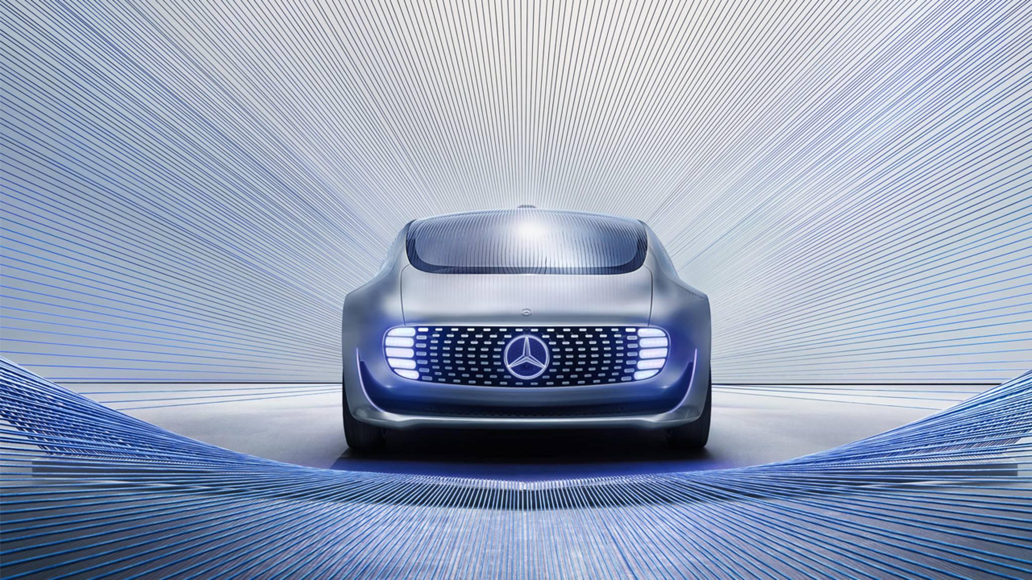 So sieht autonomes Fahren verlockend aus – in Form des ersten Google Cars eher nicht ...