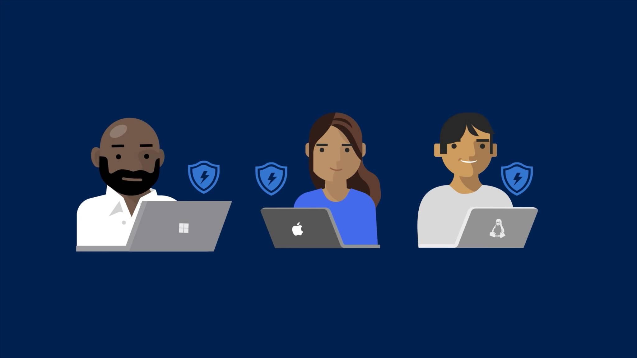 Microsoft bringt seine Sicherheitssoftwar auch für den Mac heraus.