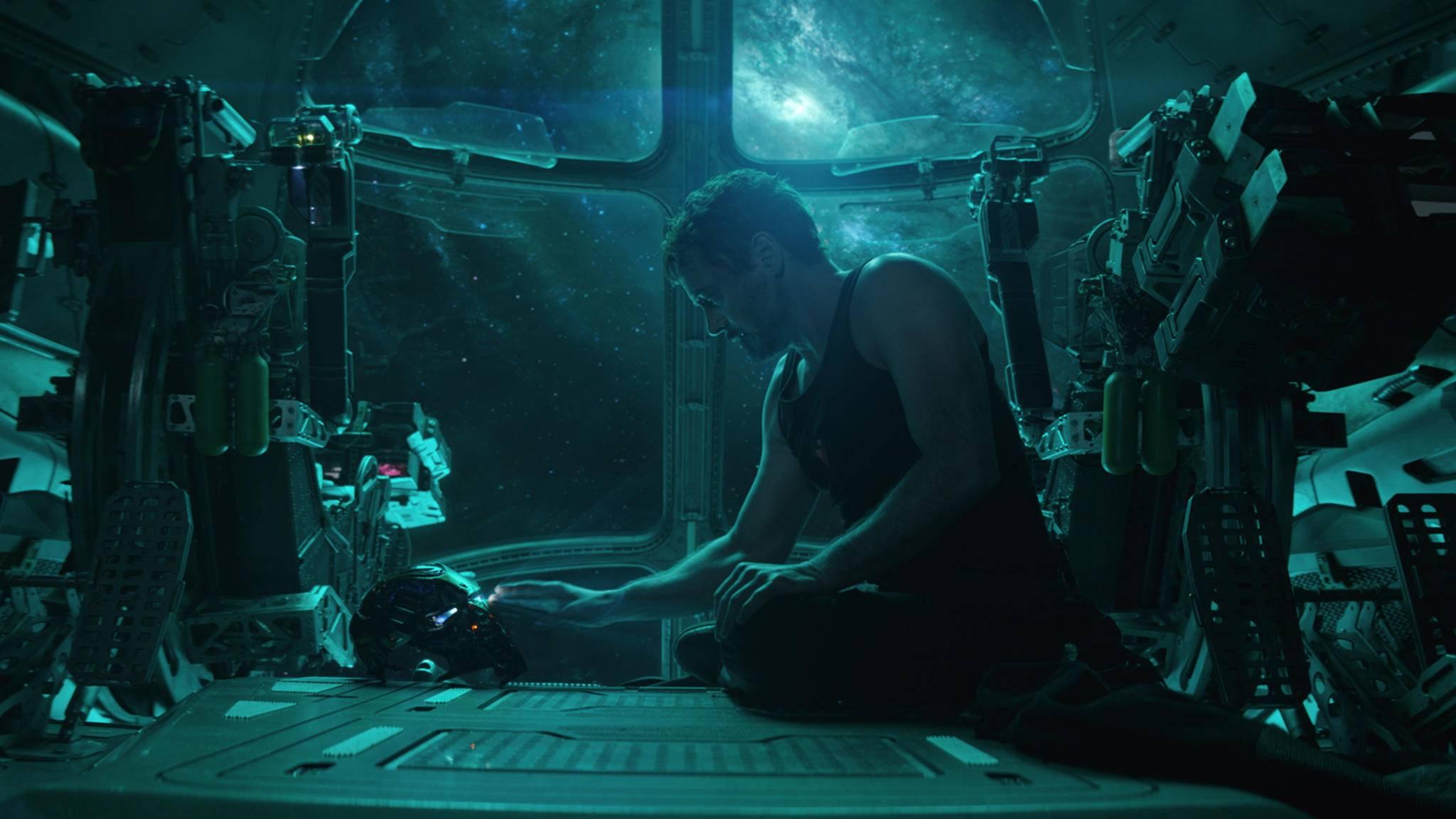 """""""Avengers: Endgame"""" ist der Höhepunkt einer zehnjährigen Marvel-Ära, die mit Robert Downey Jr. als Iron Man (Bild) ihren Anfang nahm."""