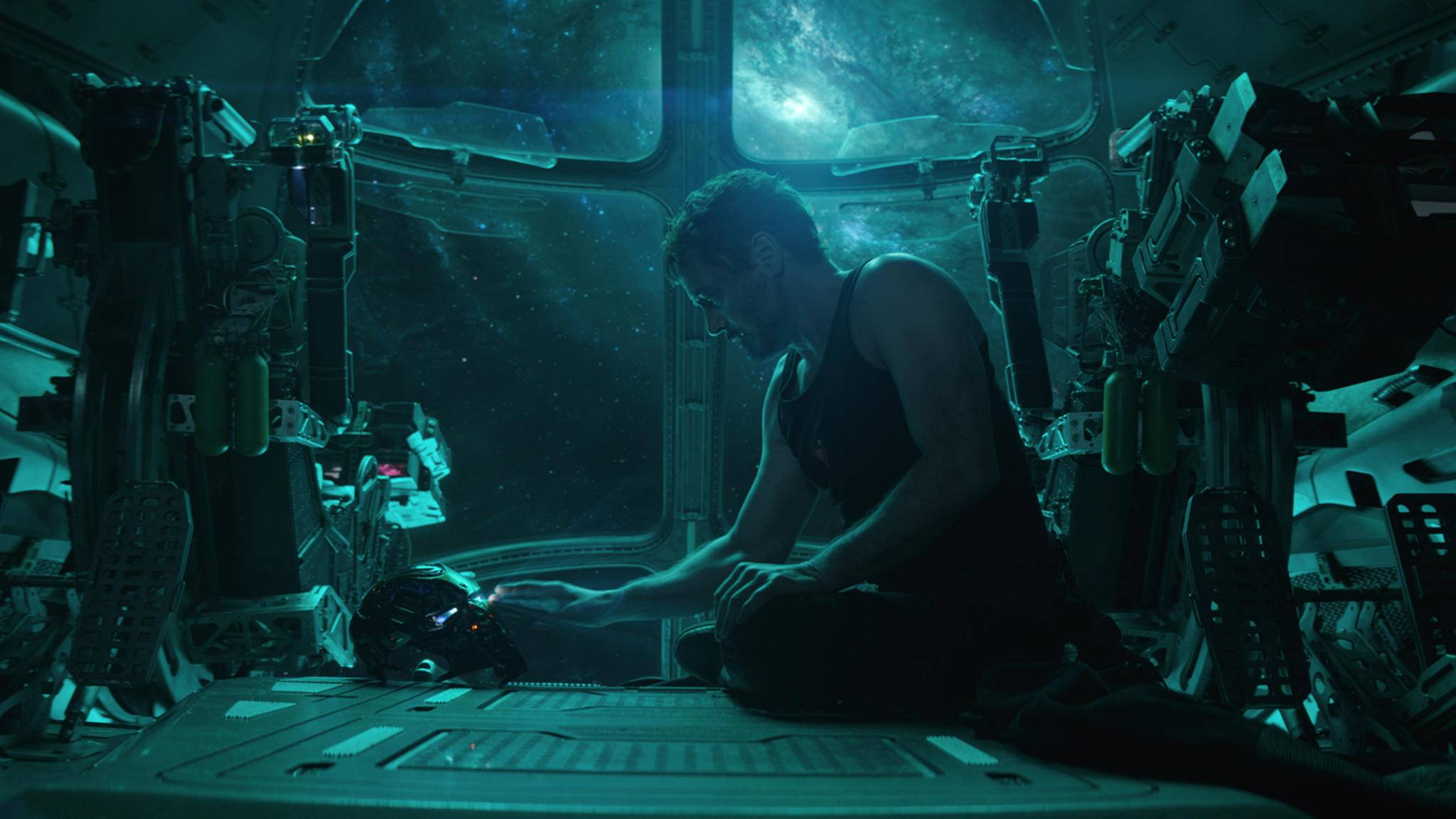 Im April steht Iron Man und Co. der Endkampf gegen Thanos bevor.