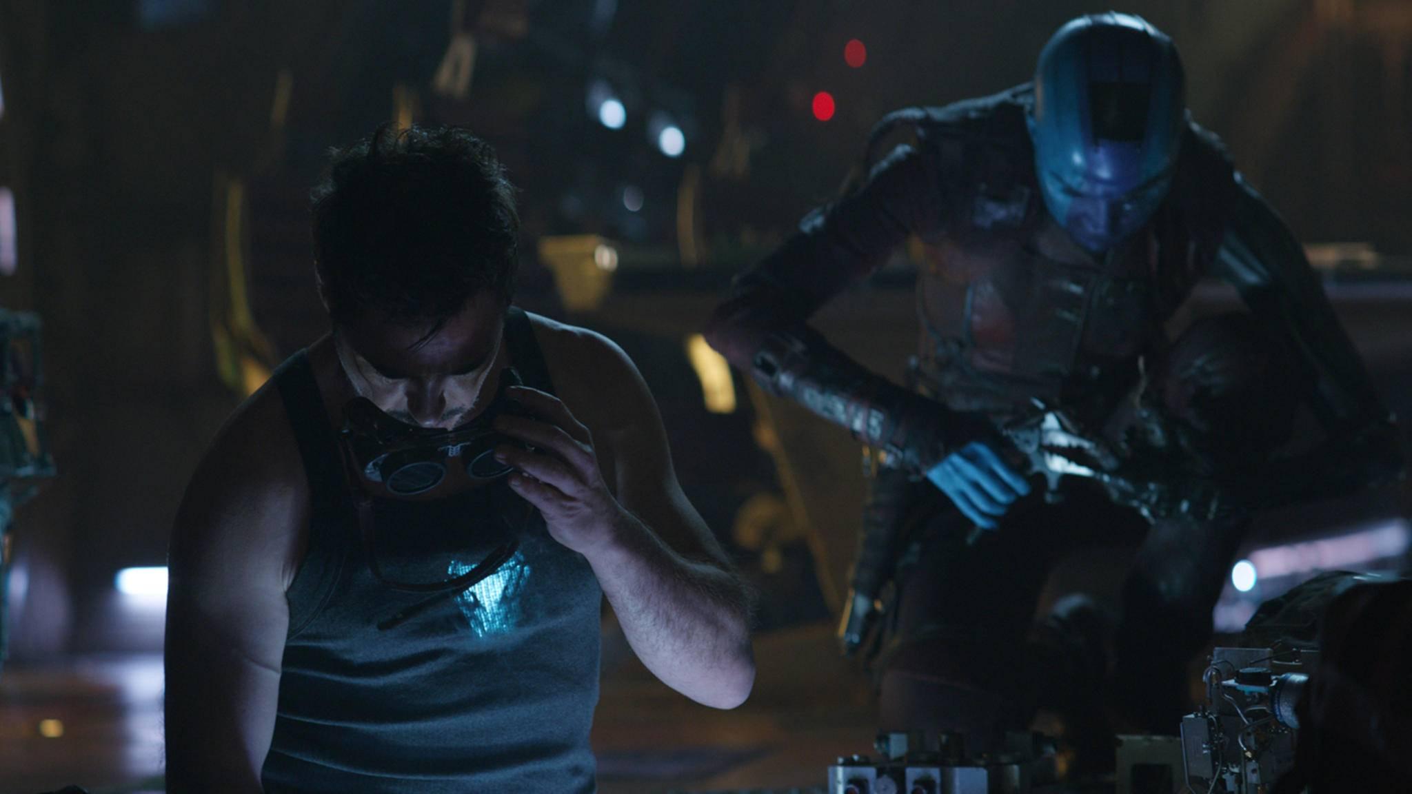 Tony und Nebula hätten die Ticket-Portale bestimmt in Sekunden reparieren können ...