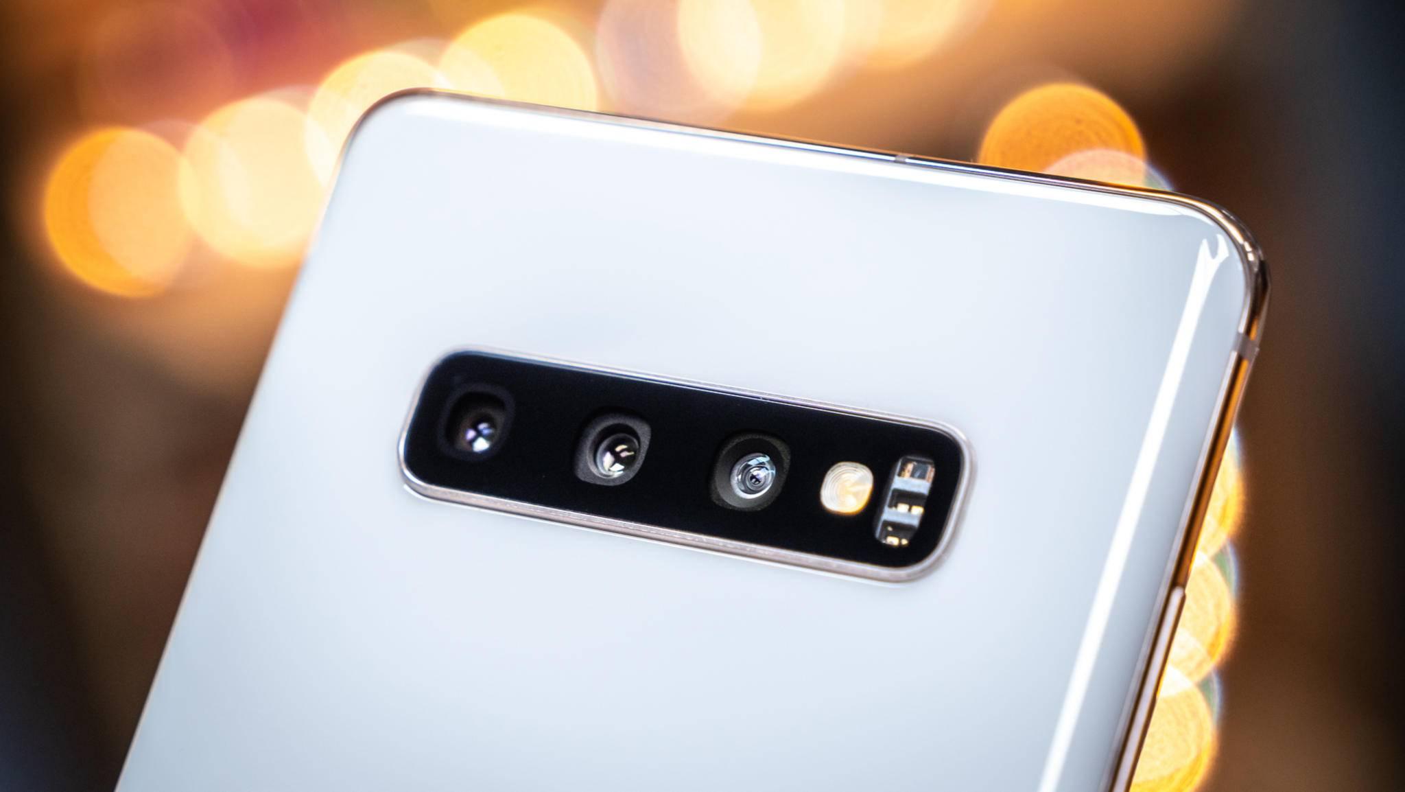 Das Samsung Galaxy S10 bekommtn endlich Android 10.