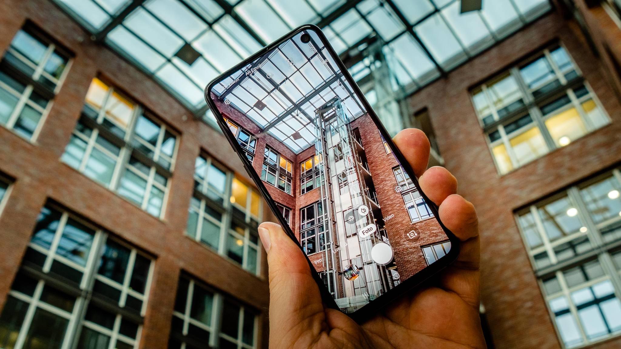 Samsung plant angeblich, die Nachfolger der Galaxy-S10-Serie mit einem 120-Hz-Display auszustatten.
