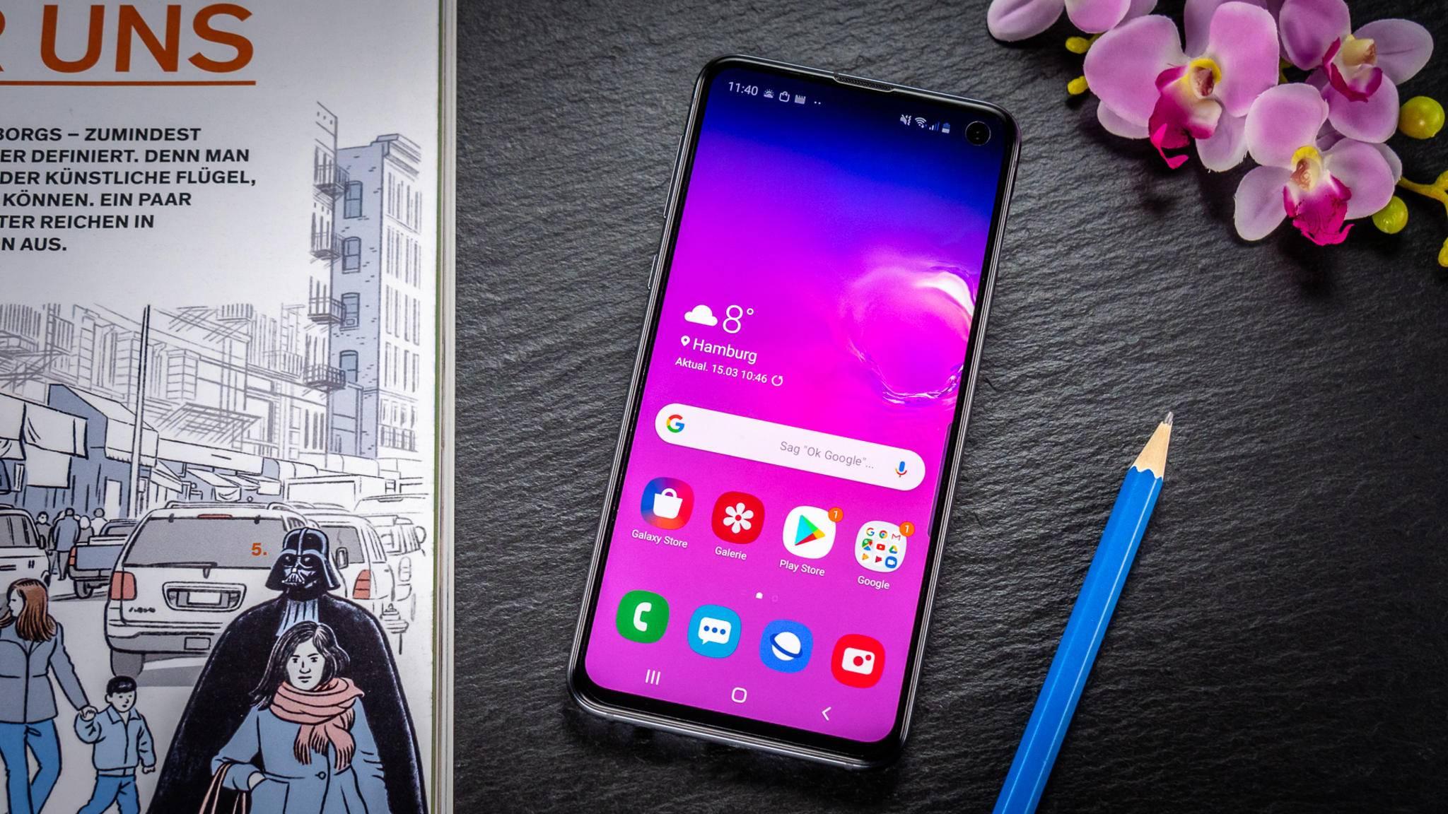 Das Galaxy S10 gab es in drei Varianten. Kommt das nächste Top-Modell in 5 Versionen?