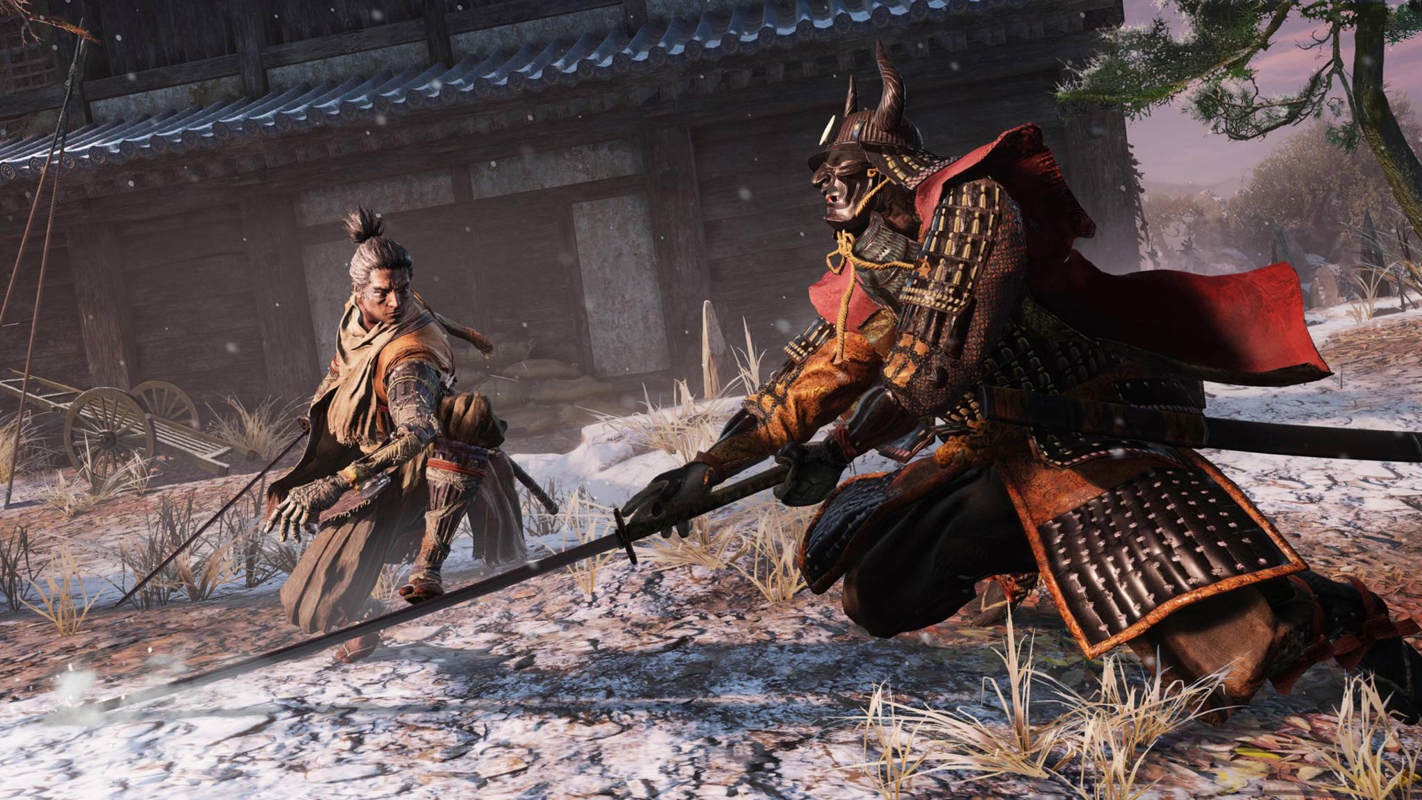 """Auf dem PC lässt sich """"Sekiro: Shadows Die Twice"""" dank einer Mod auch mit mehr als 60 FPS spielen."""