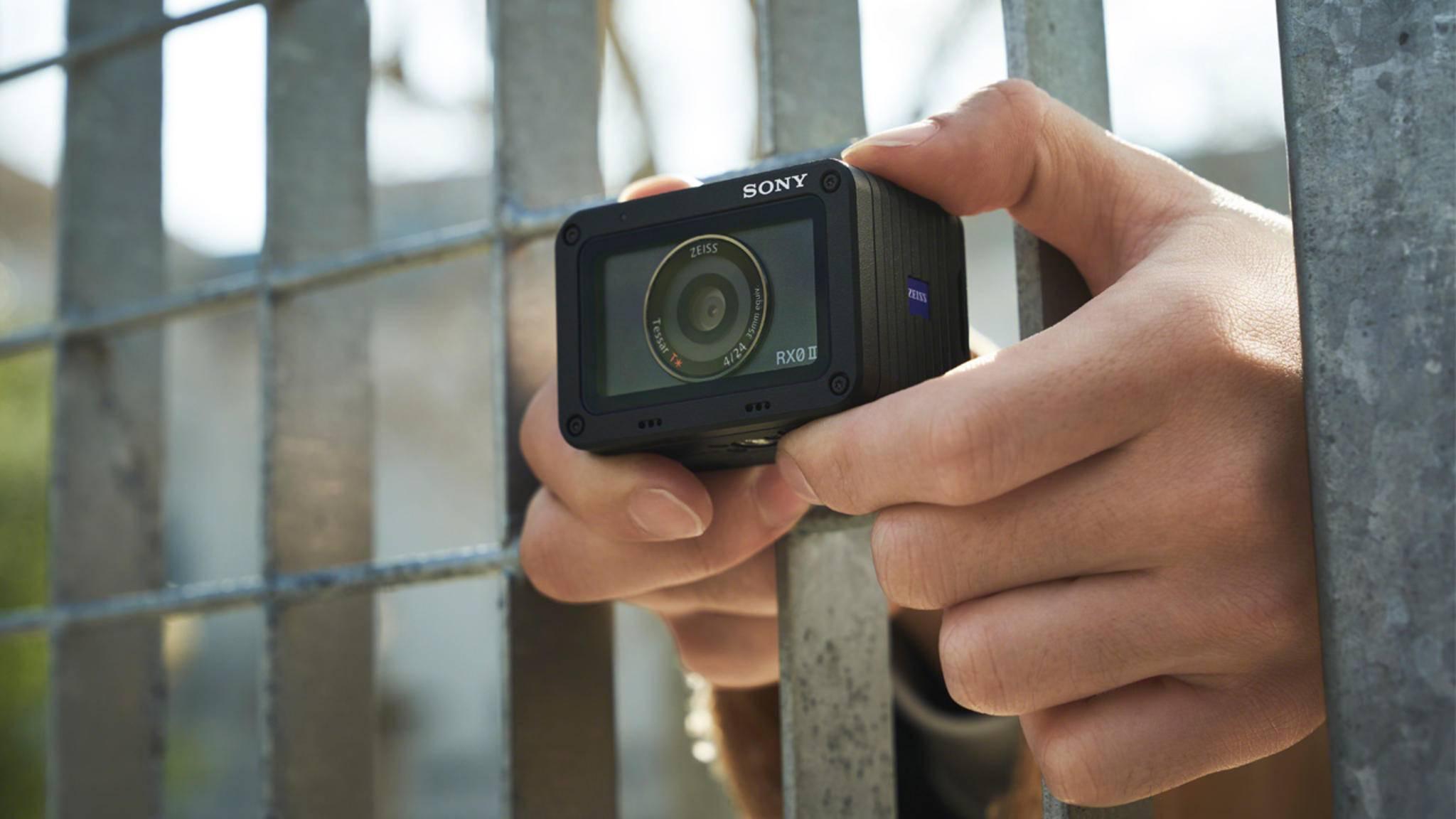 Die Sony RX0 geht in die zweite Generation.