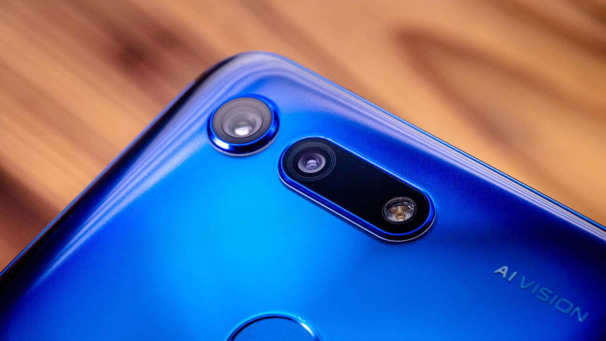 Das Honor View 20 ist das erste Smartphone mit einer modernen 3D-Kamera.
