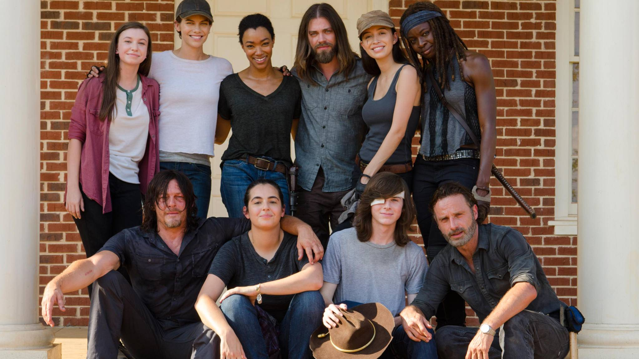 Schauspieler Walking Dead
