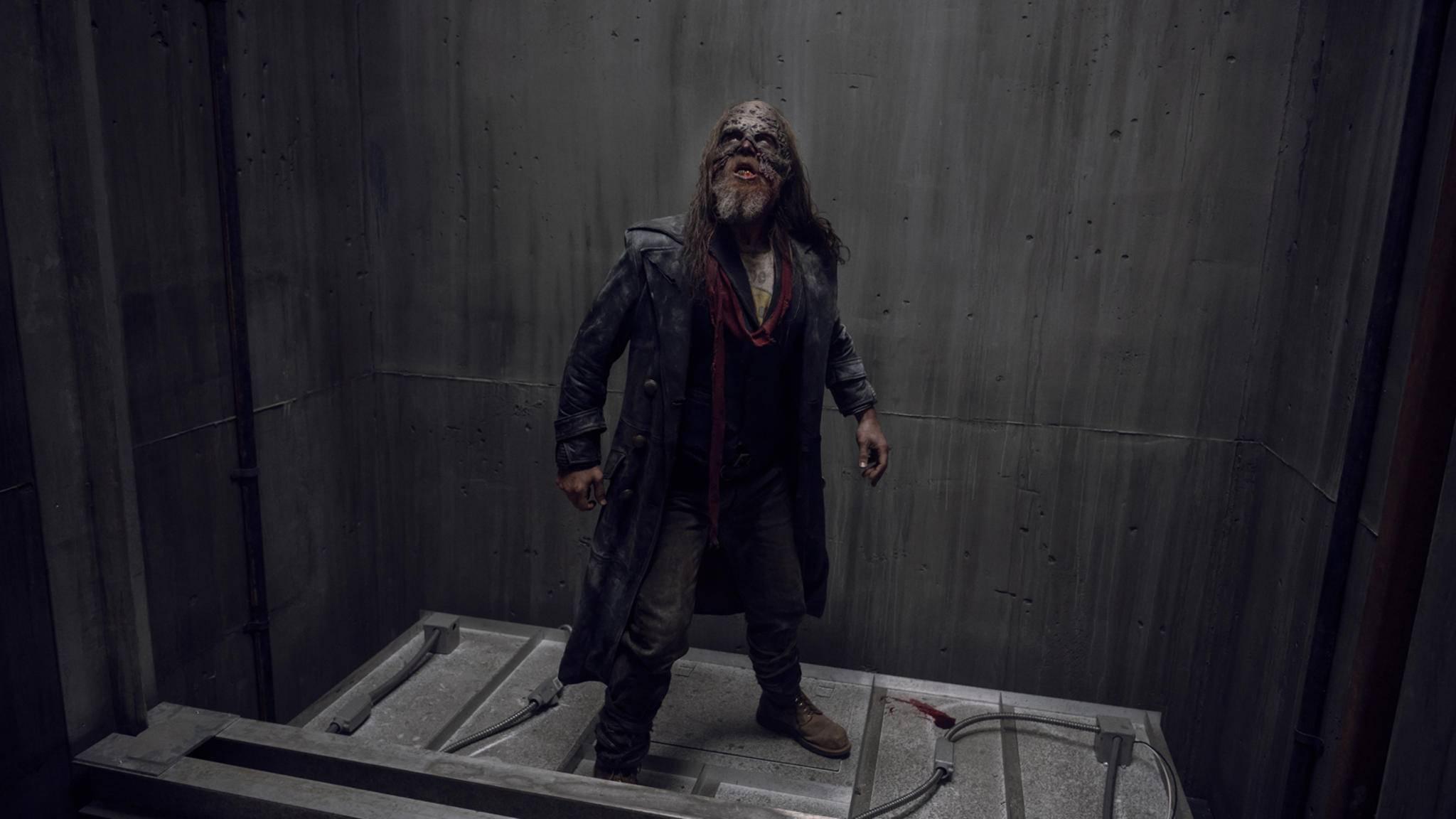 """Lust auf einen Blick in die seelischen Abgründe von Beta? """"The Walking Dead""""-Star Ryan Hurst hat aus dem Nähkästchen geplaudert."""