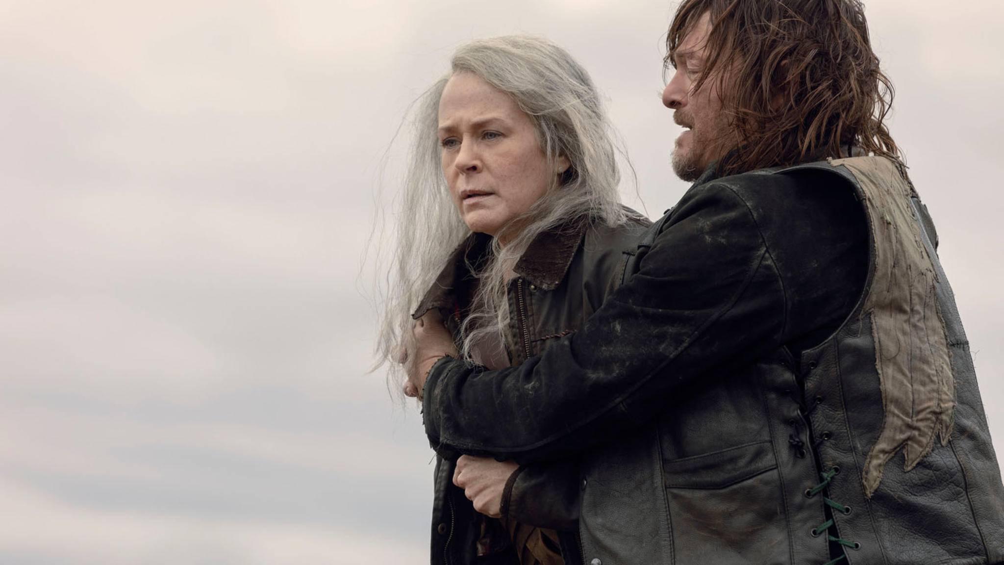 """Finden Carol und Daryl in Staffel 10 von """"The Walking Dead"""" (endlich) zusammen?"""