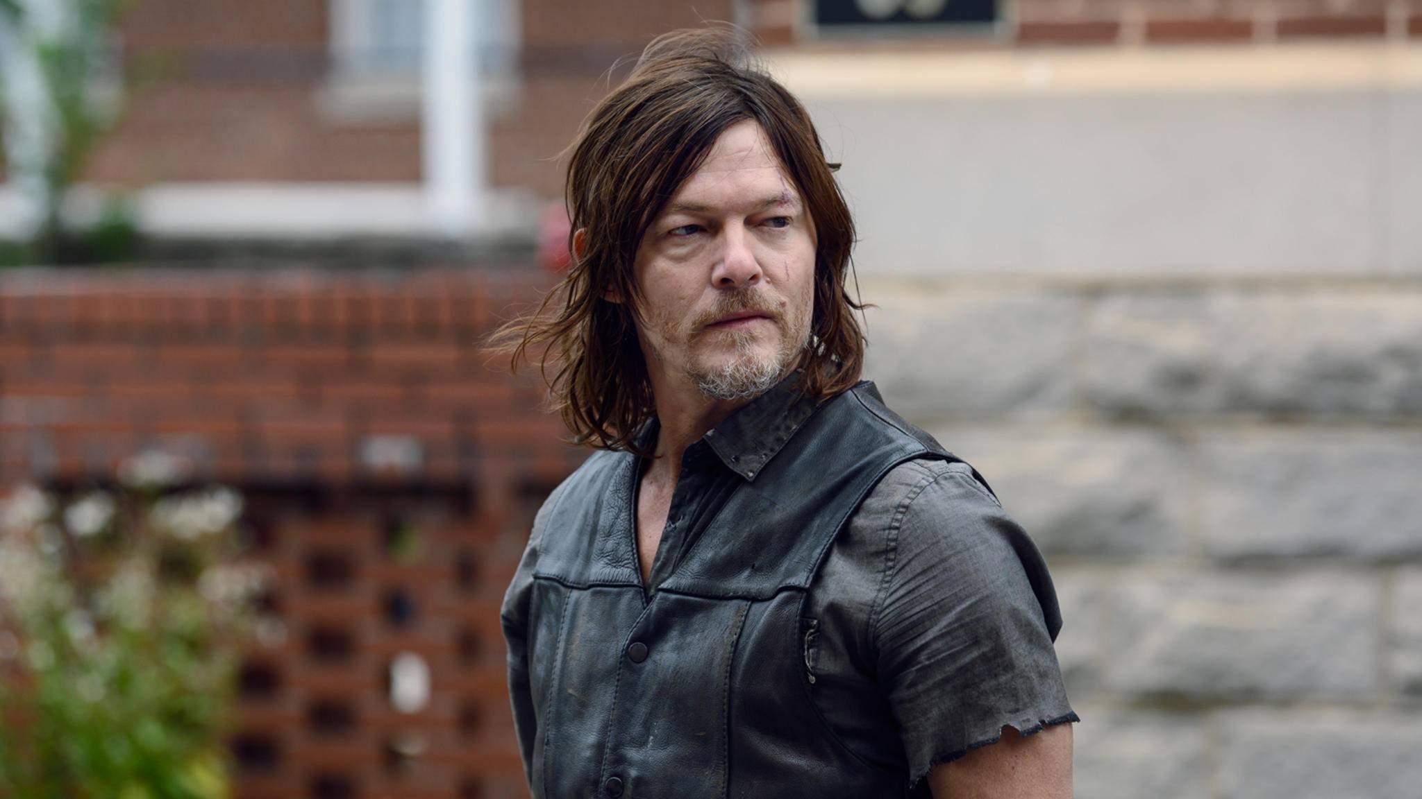 """Findet Daryl in Staffel 10 von """"The Walking Dead"""" endlich eine Partnerin?"""